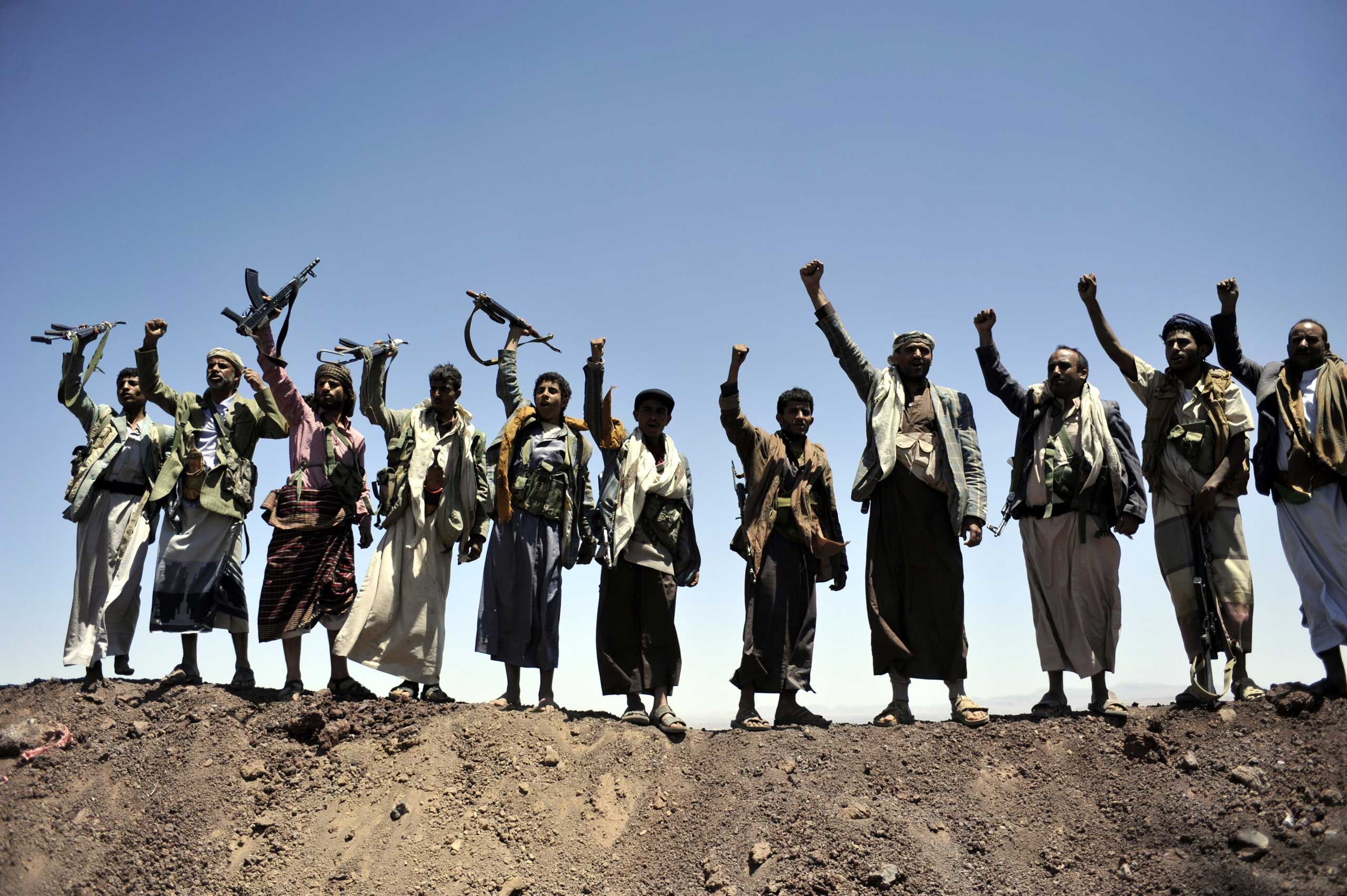 The Houthis, an insurgency comprising members of the Shi'ite Zaidi minority, took control of Sana'a on Sept. 21, 2014, after years of clashes with government forces in the north. The group, which allowed President Abd-Rabbo Mansour Hadi to remain at his post, gained wider traction as self-proclaimed reformers, capitalizing on dissatisfaction with the poor economic and security situations under Hadi's U.S.-backed government