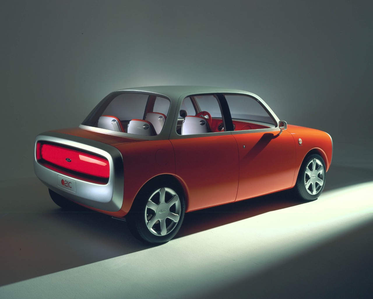 Ford 021C concept car