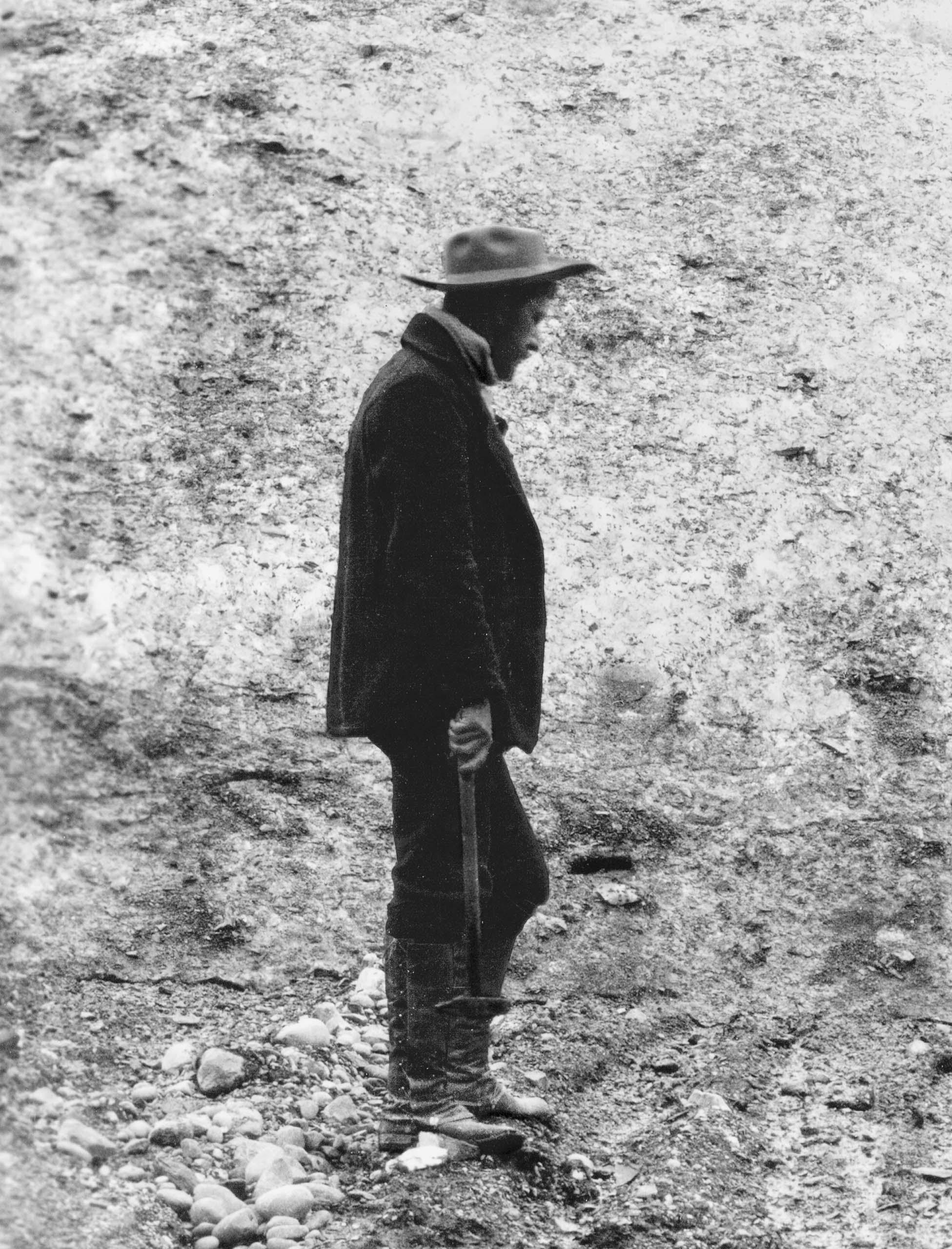 Charles Palache, Chugach Mountains, Alaska, 1899.