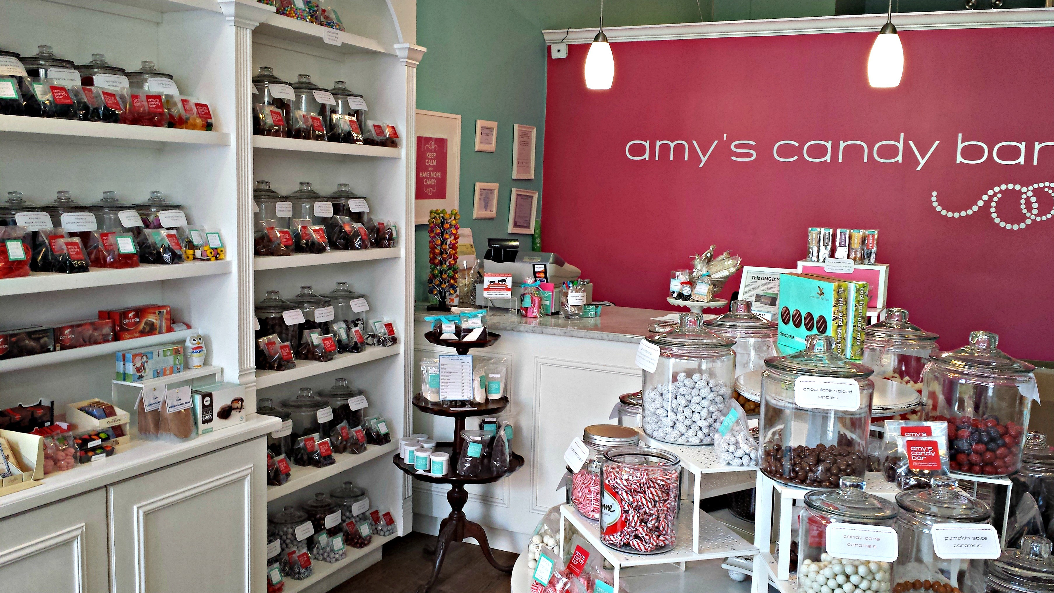 Amy's Candy Bar, Chicago