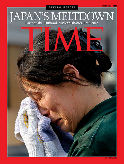 The Mar. 28, 2011, cover of TIME