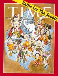 Oct. 26, 1970, cover of TIME