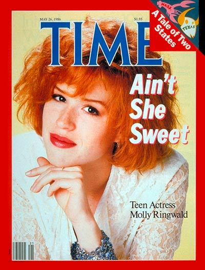 The May 26, 1986, cover of TIME