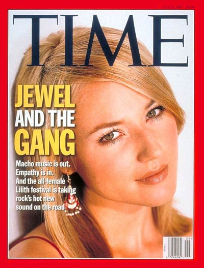 The July 21, 1997, cover of TIME