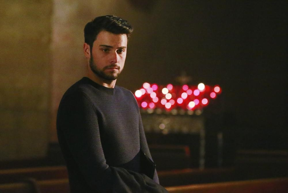 Jack Falahee as Connor Walsh on How to Get Away With Murder