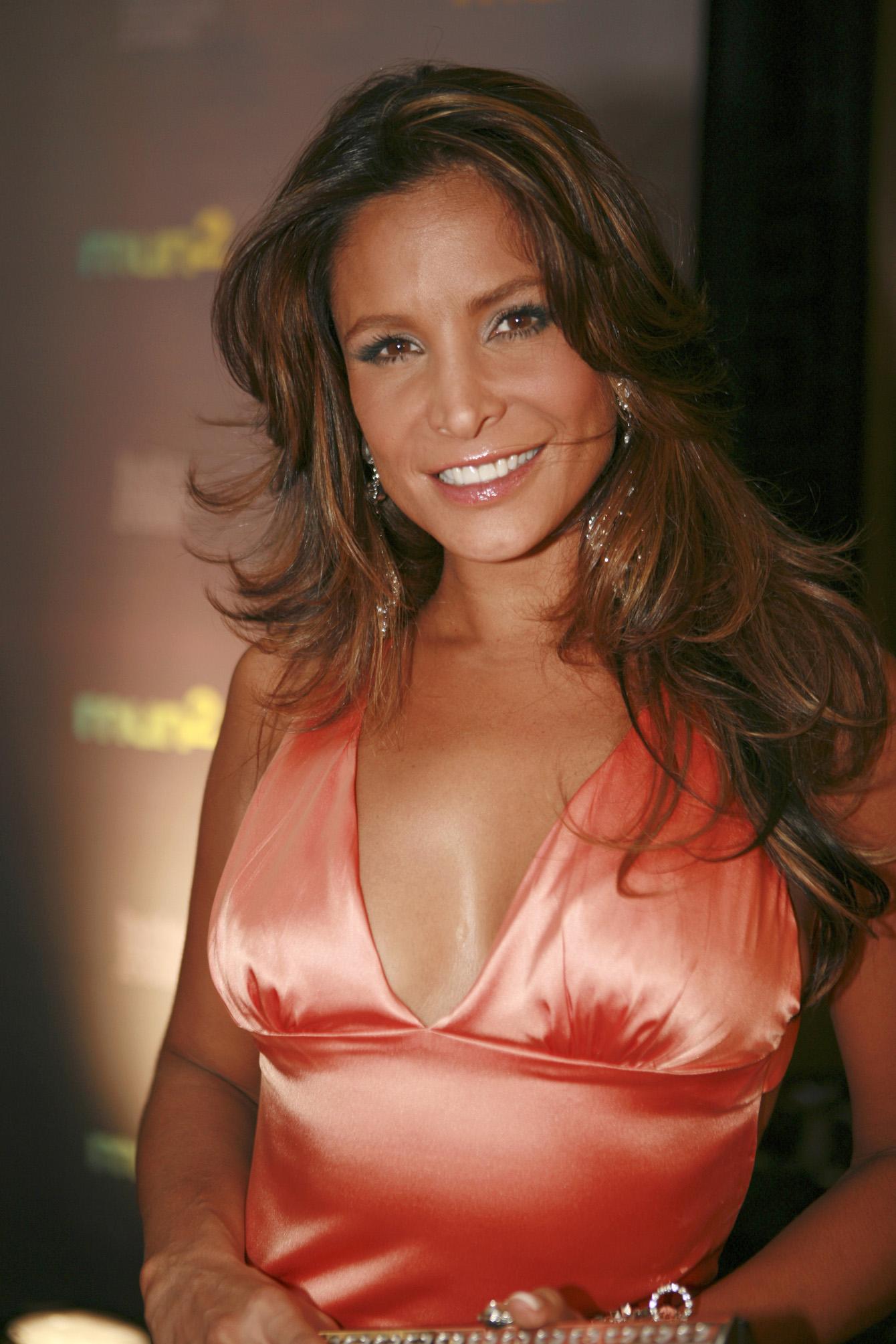 Lorena Rojas at the 2007 Telemundo Upfront event on May 15, 2007.