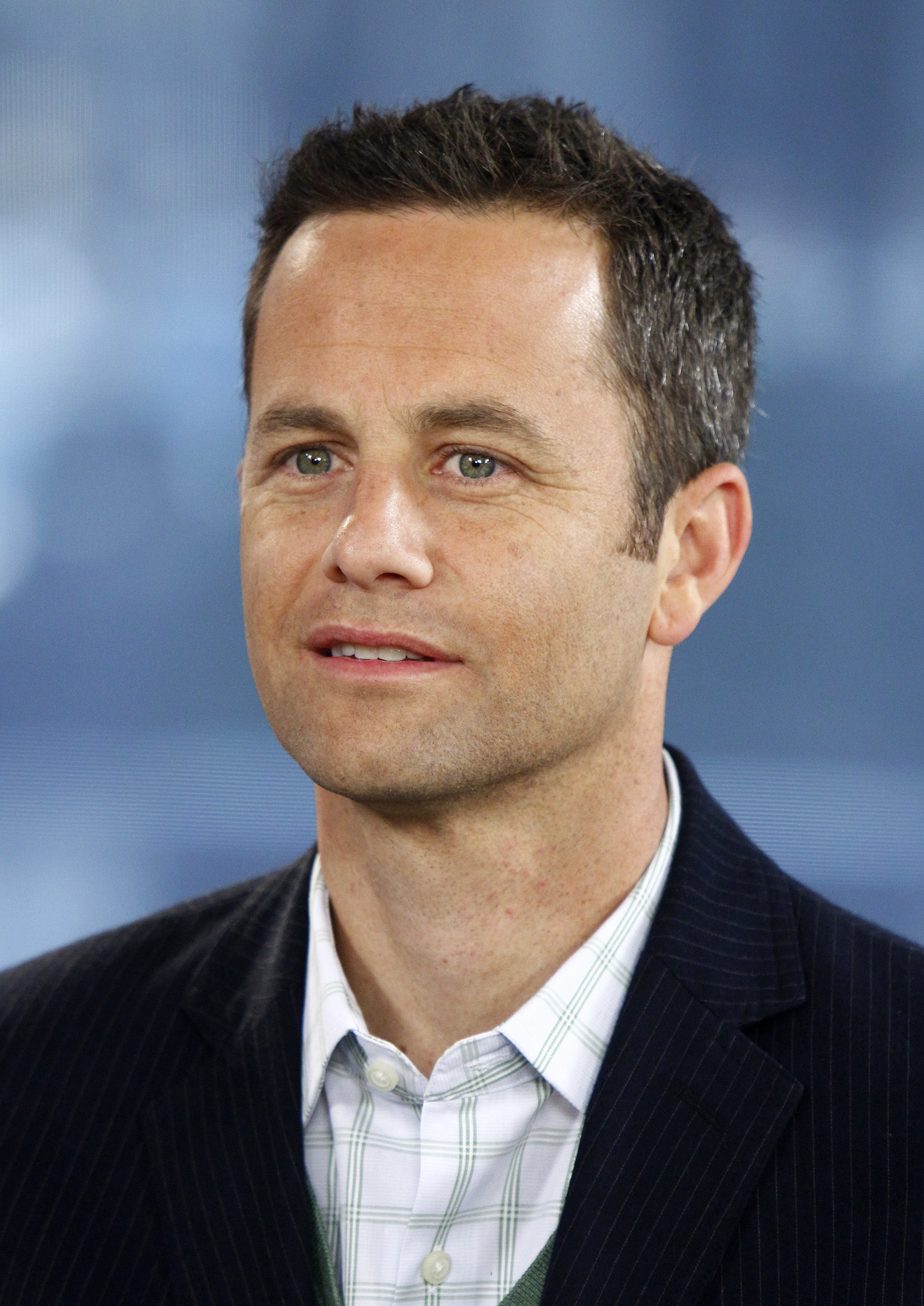Kirk Cameron appears on NBC News'  Today  show.