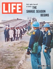 'Selma Starts the Savage Season,' LIFE, March 19, 1965