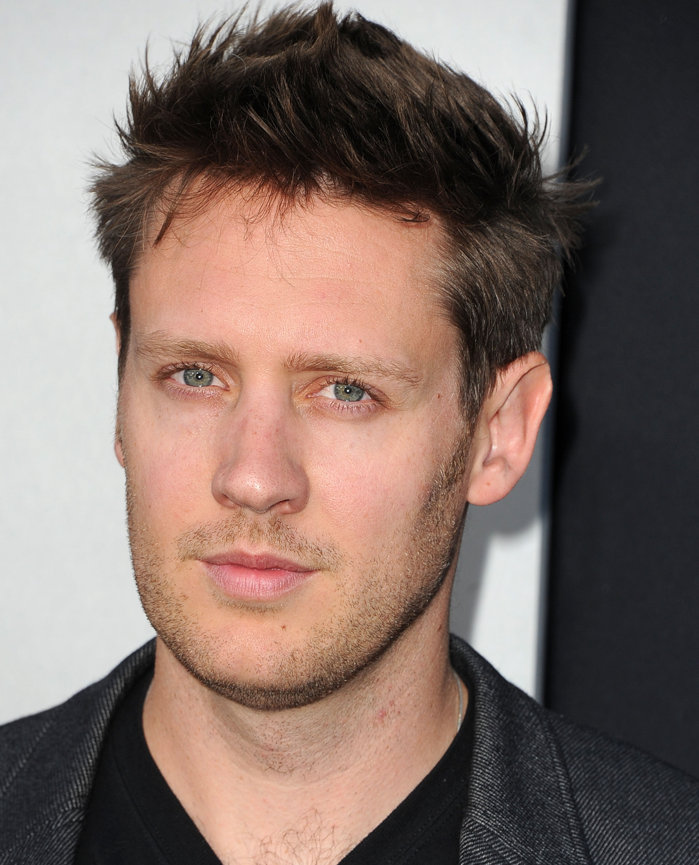 Neill Blomkamp arrives at the  Elysium  - Los Angeles Premiere at Regency Village Theatre on August 7, 2013 in Westwood, California.