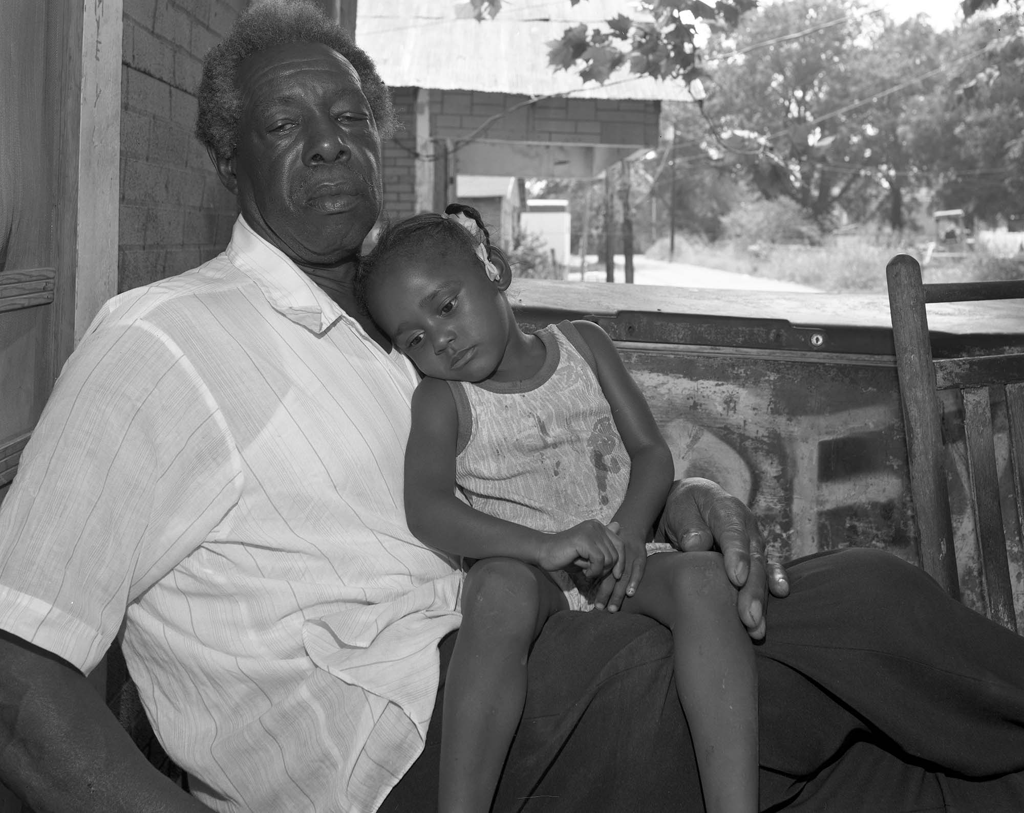 Mr.Lawrence and girl, Boyle, Ms.,1984.