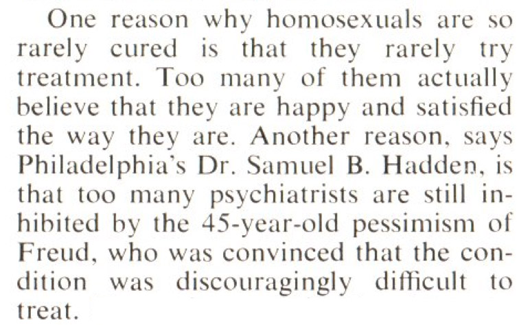 An excerpt from the Feb. 12, 1965, issue of TIME