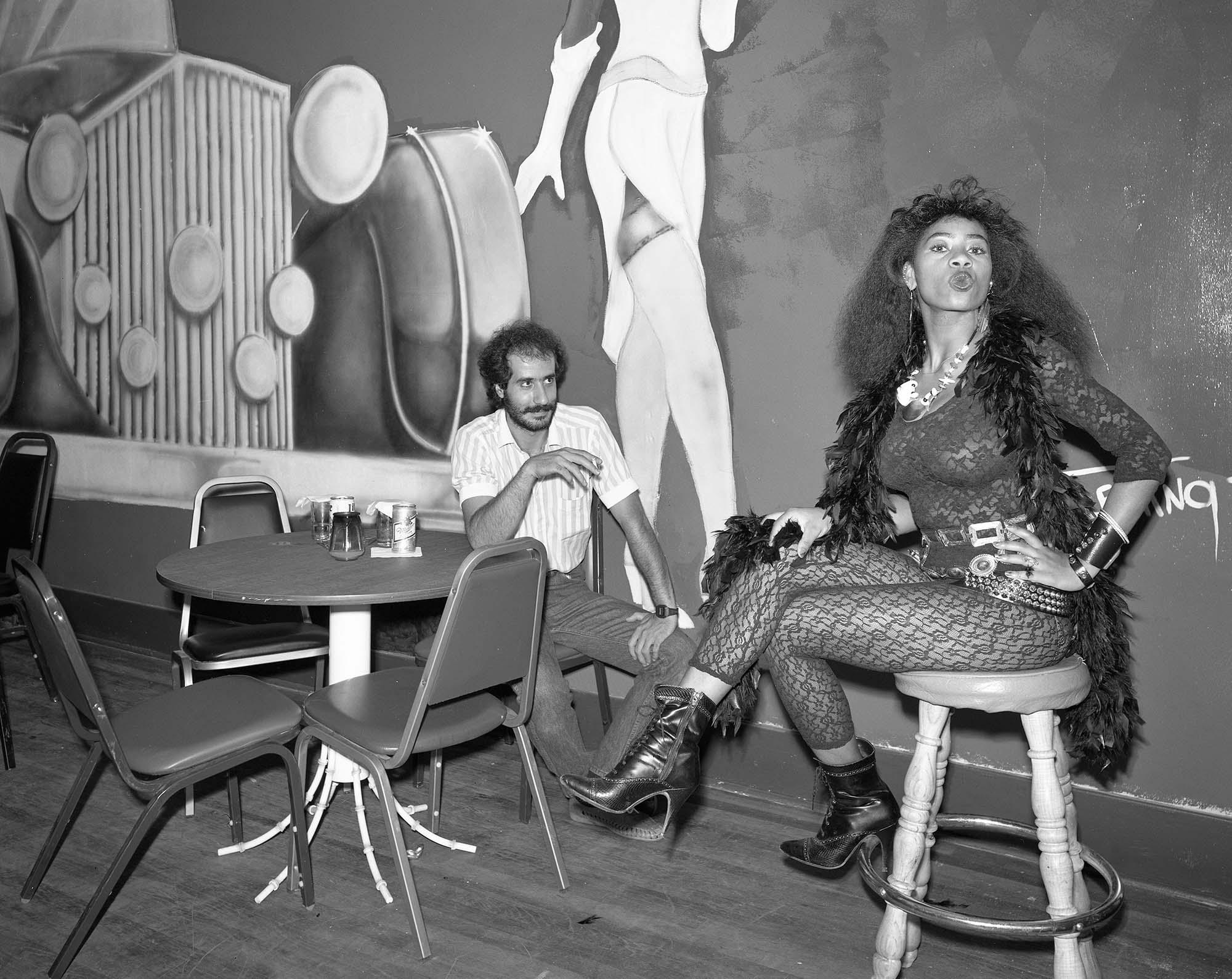Mounsors Club, Monroe, La., 1985.