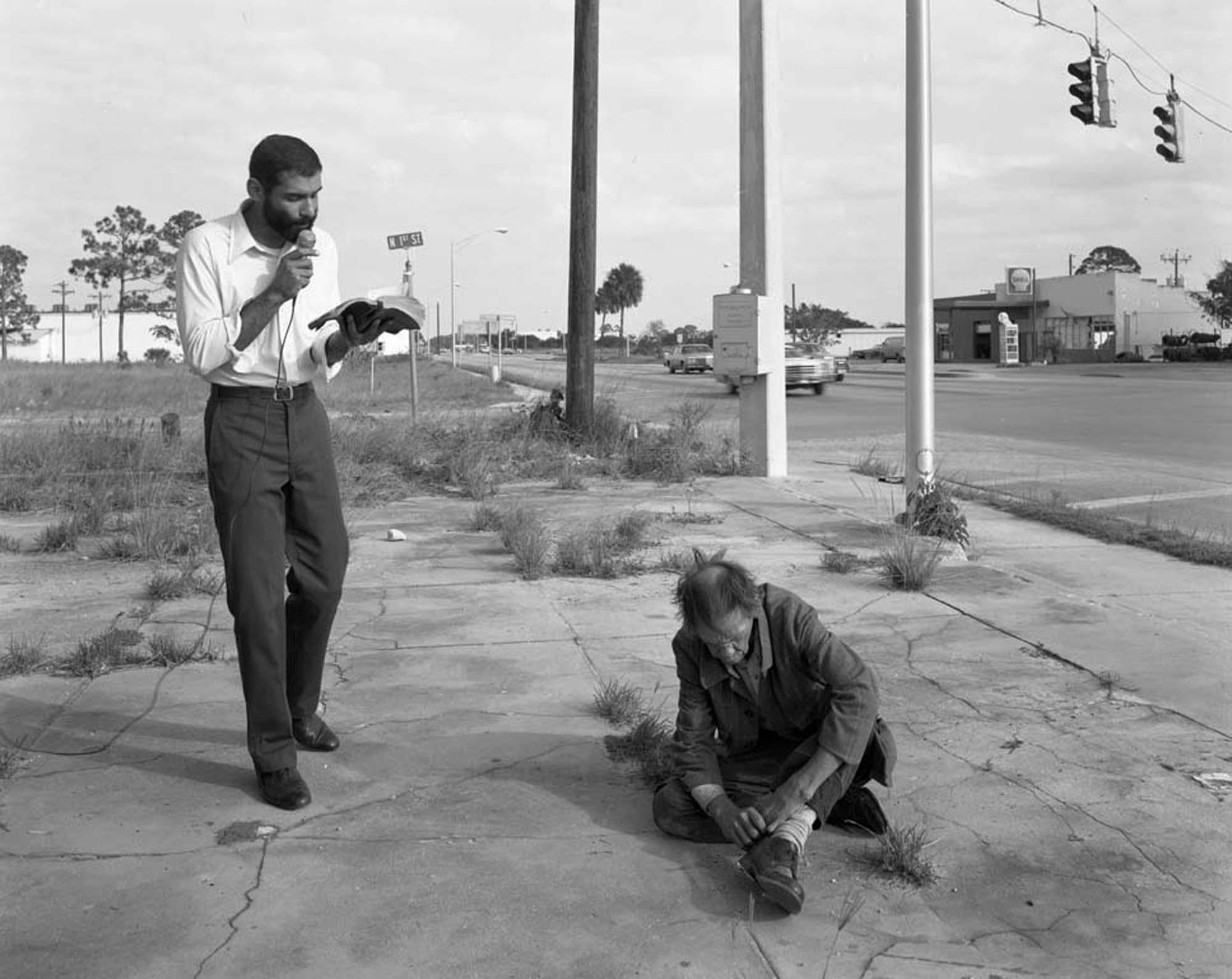 Preacher, Imokolee, Fla., 1986.