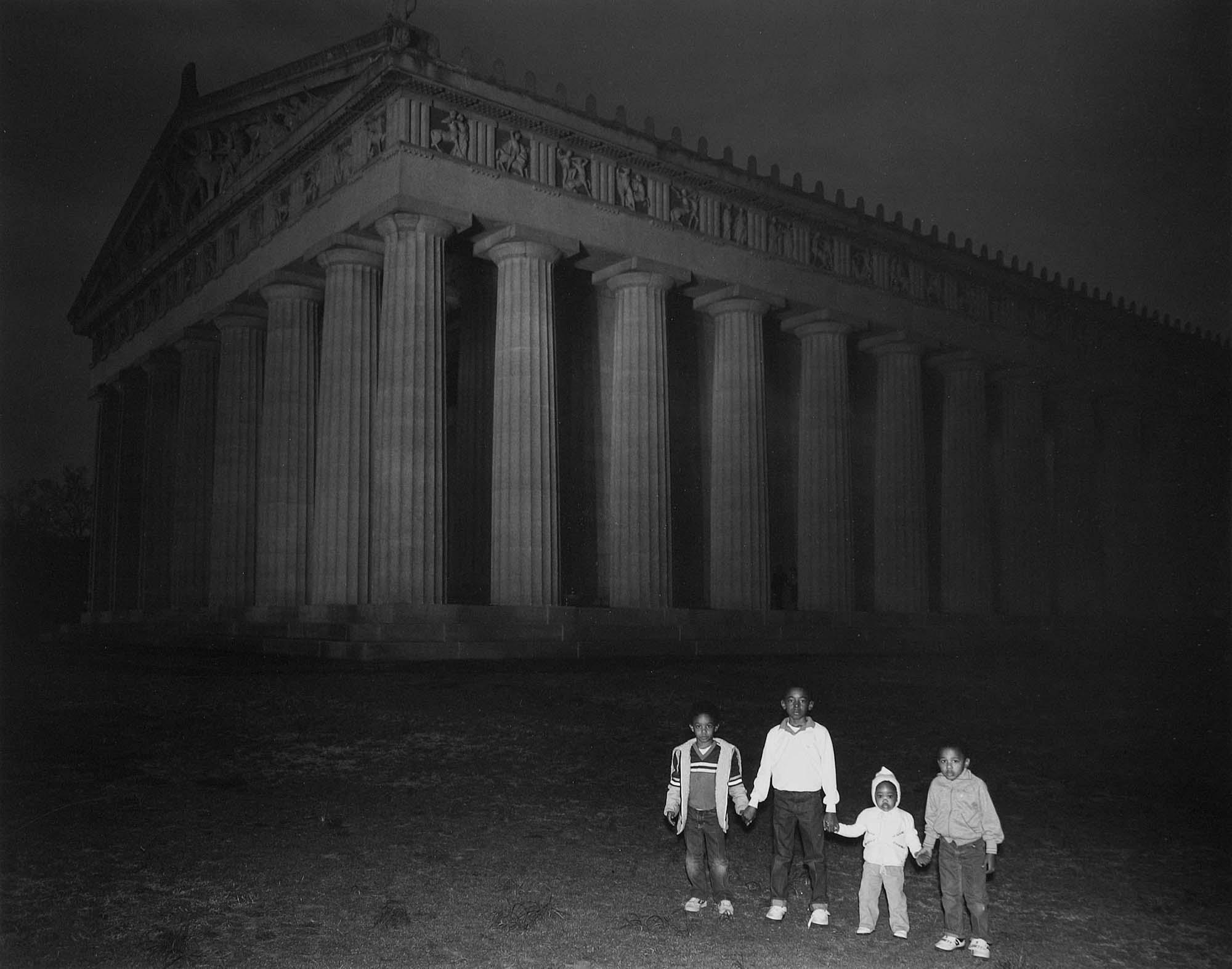 Parthenon, Nashville, Tn.,1983.