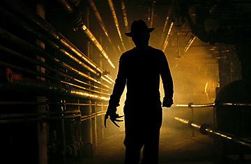 Jackie Earle Haley as Freddy Krueger in A Nightmare on Elm Street