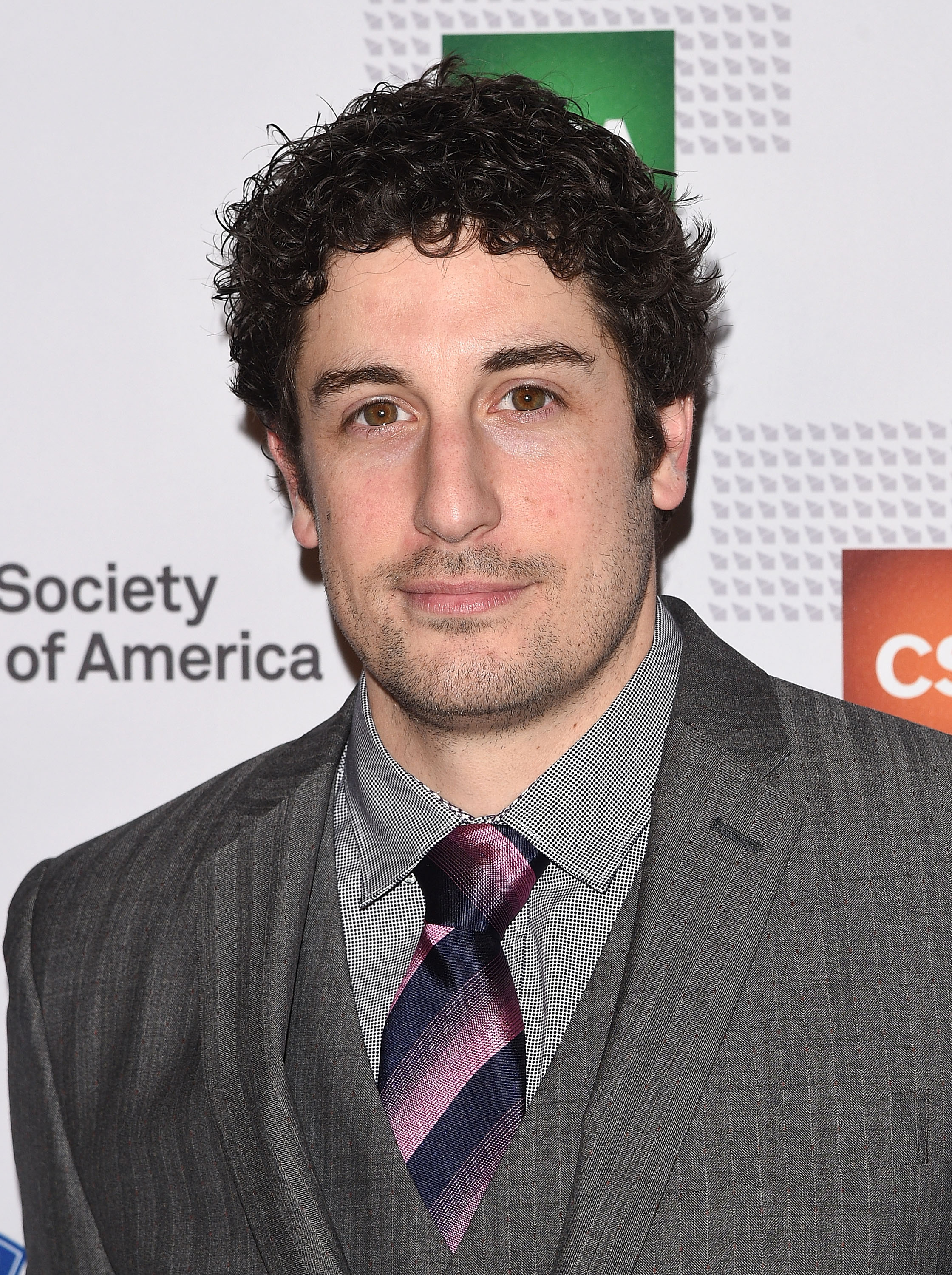 Actor Jason Biggs attends the 30th Annual Artios Awards in New York City on Jan. 22, 2015.