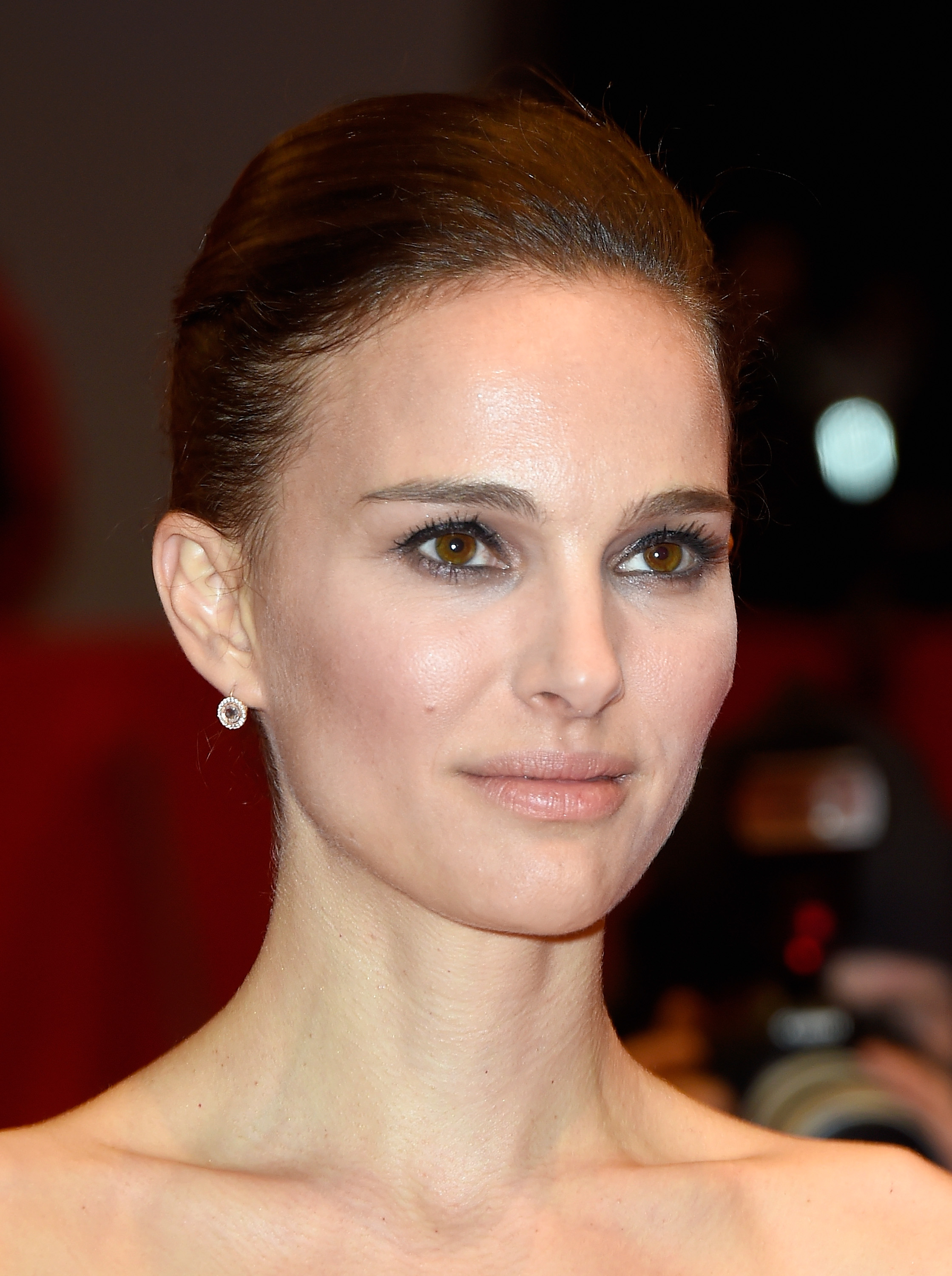 Actress Natalie Portman attends the 'As We Were Dreaming' premiere during the 65th Berlinale International Film Festival at Berlinale Palace on February 9, 2015 in Berlin, Germany.  (Pascal Le Segretain--Getty Images)