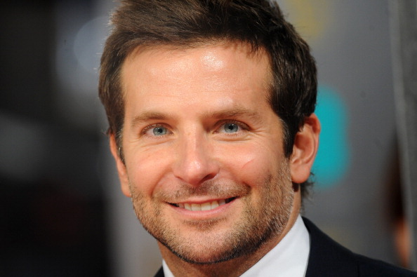 Bradley Cooper attends the EE British Academy Film Awards 2014 at the Royal Opera House in London on Feb. 16, 2014