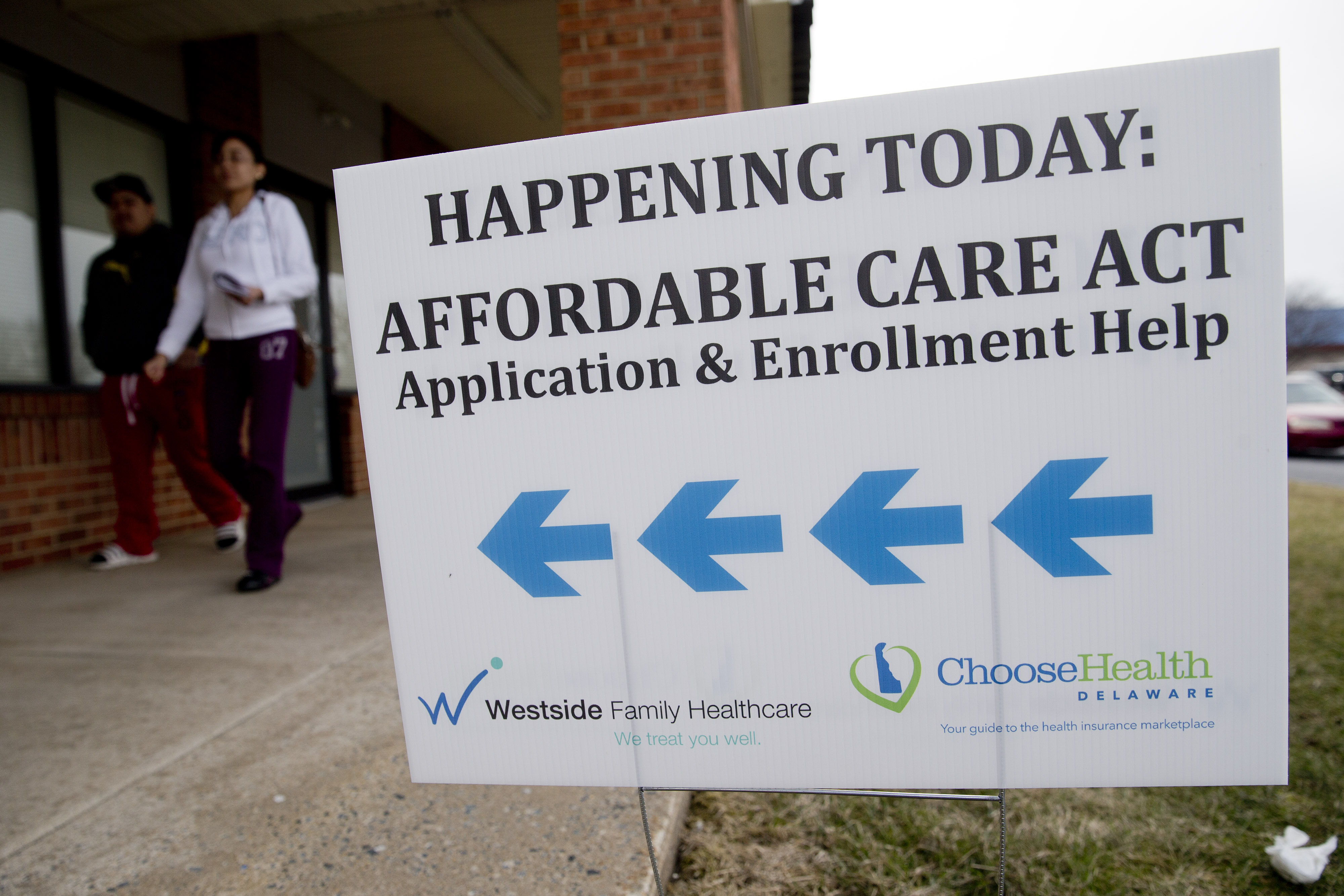 U S Uninsured Rate Hits Historic Low Time