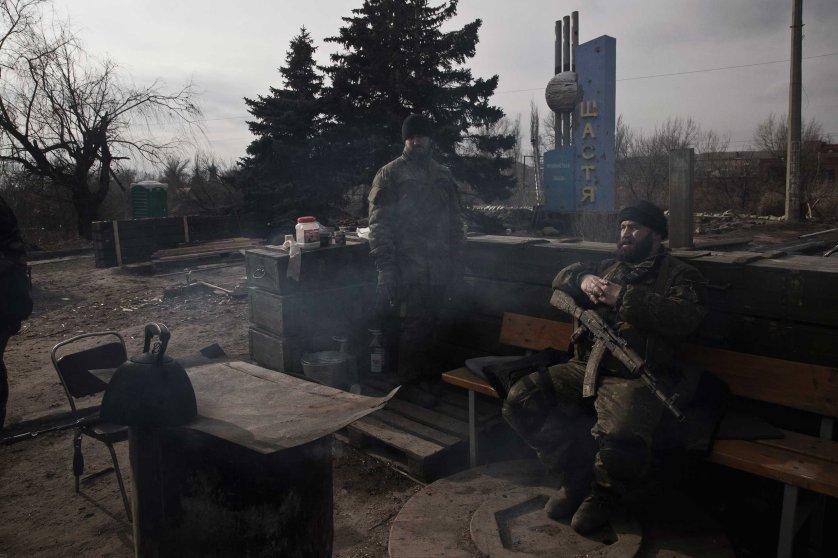 The Ukrainian Front - Shastya