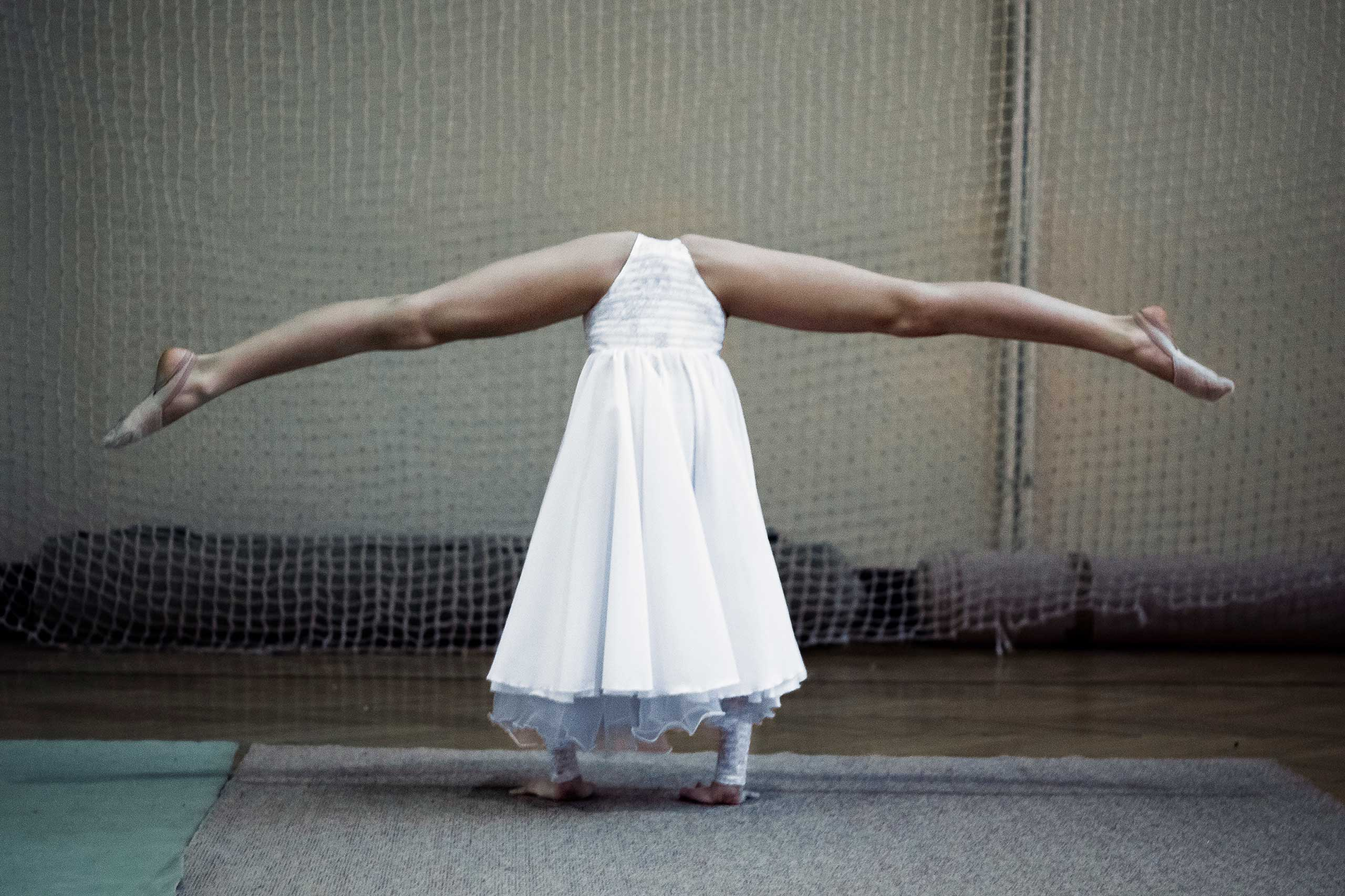 Nominated in the Arts and Culture category. Adrian Jaszczak's work on an artistic gymnastics tournament in Poland.