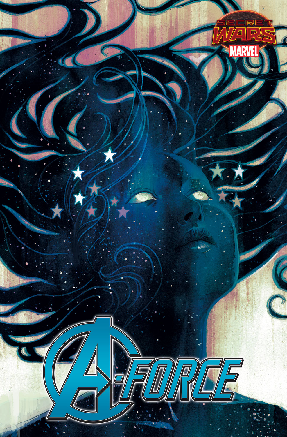 Singularity in A-Force #1 variant cover