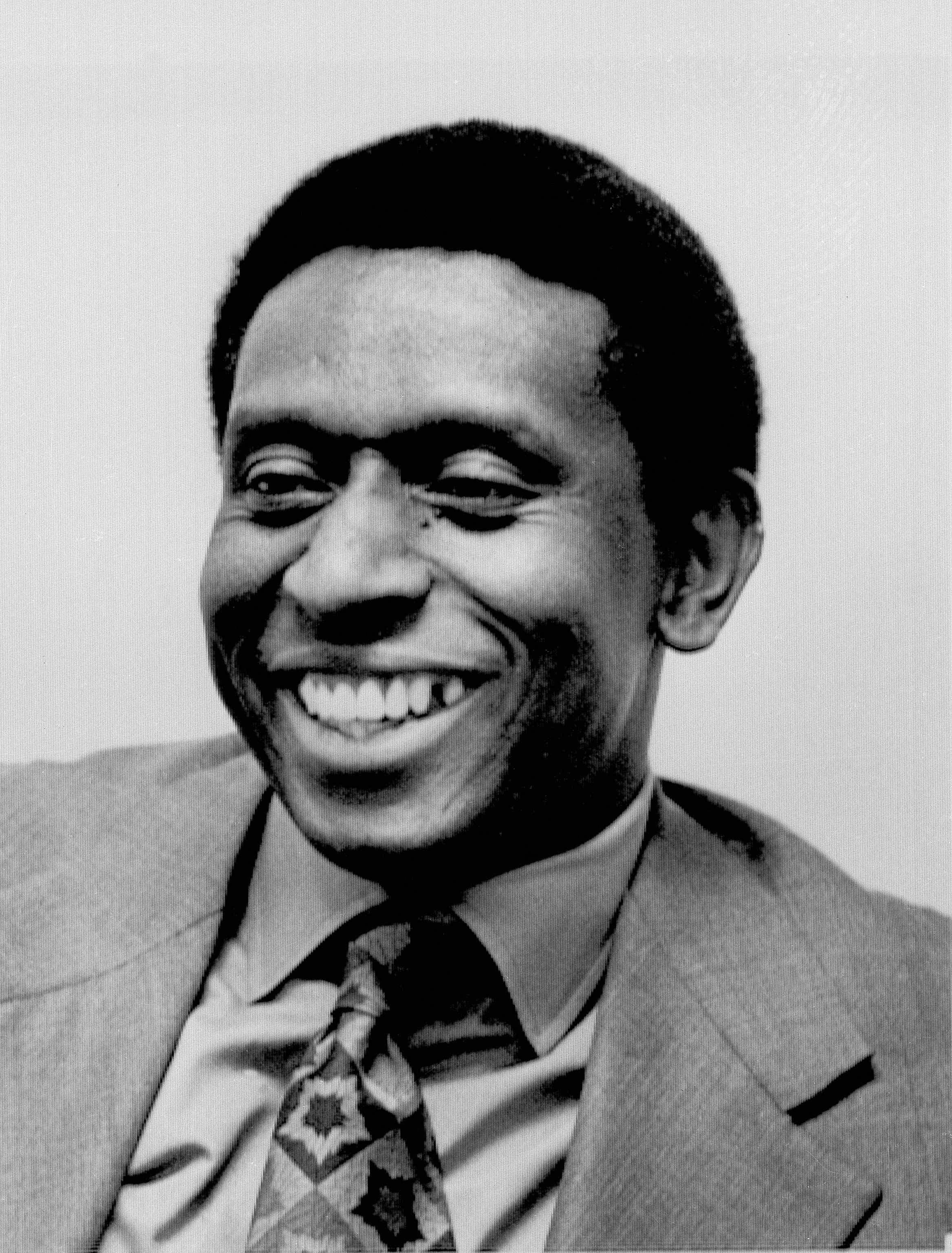 Earl Lloyd, Oct. 30, 1972.