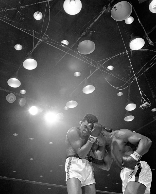 Muhammad Ali vs. Sonny Liston, Miami Beach, 1964                               LL Cool J:  My fondest memory is his representative reaching out to me to ask me why my album was titled The G.O.A.T. (Greatest of All Time). And since this was the first time G.O.A.T. was used in hip-hop, we had to explain to them that Ali is the greatest of all time in boxing and I am the greatest of all time in hip-hop. His reps understood and let me roll.  LL Cool J is a rap artist and actor.