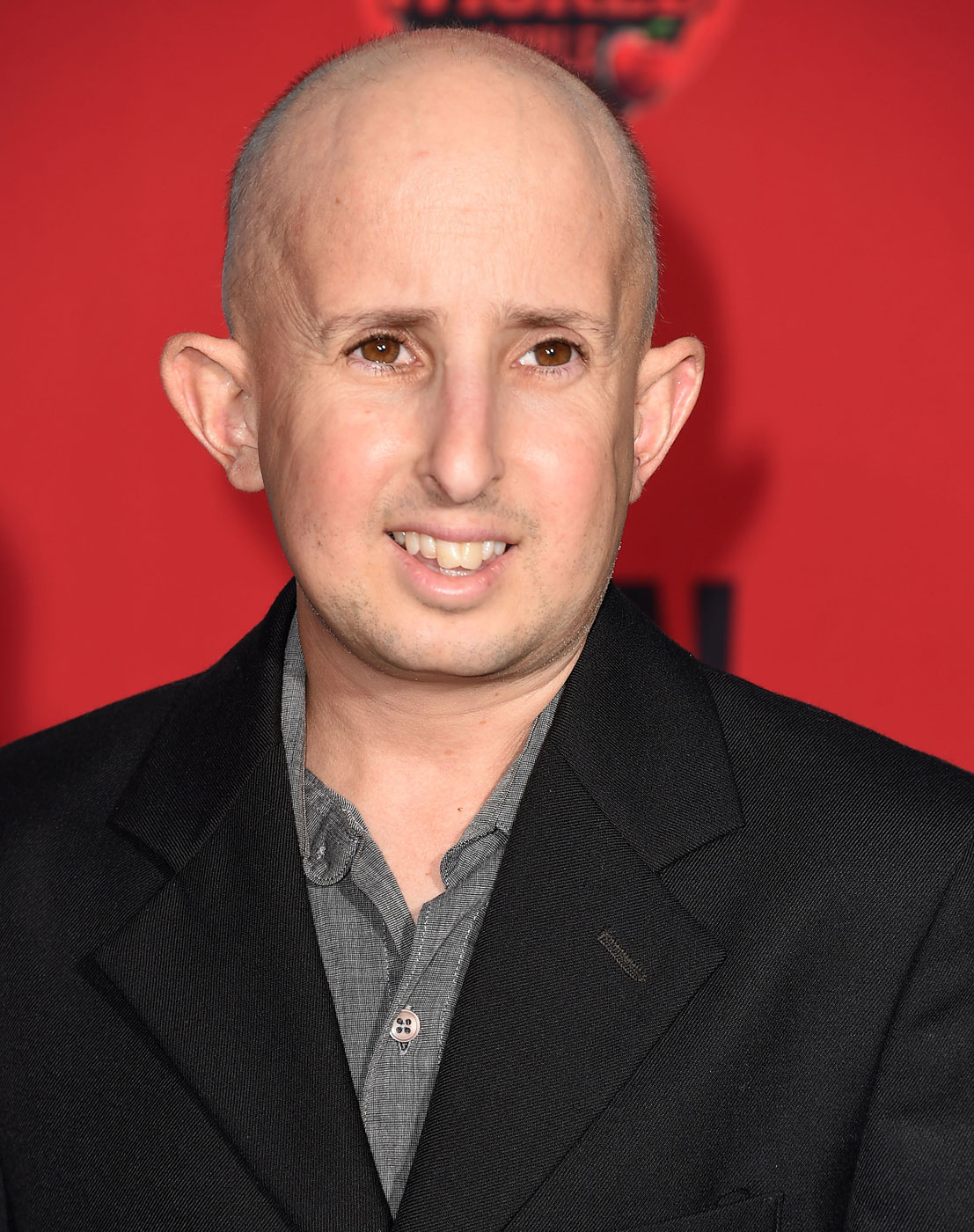 Ben Woolf arrives at the American Horror Story: Freak Show Los Angeles Premiere at TCL Chinese Theatre IMAX on Oct. 5, 2014 in Hollywood, Calif.