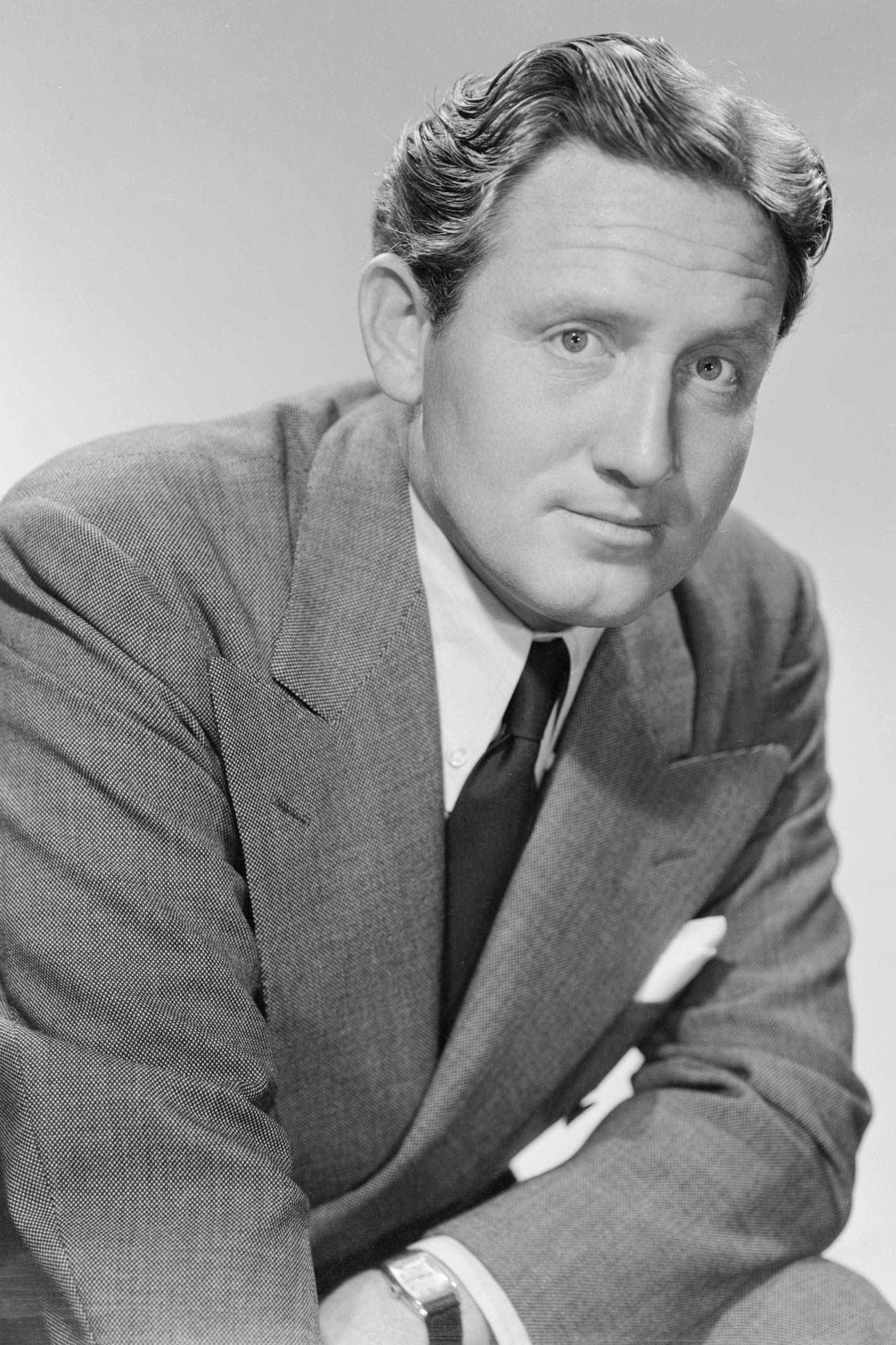 <strong>1938: Spencer Tracy - <i>Captains Courageous</i>                                   1939: Spencer Tracy - <i>Boys Town</i></strong>
