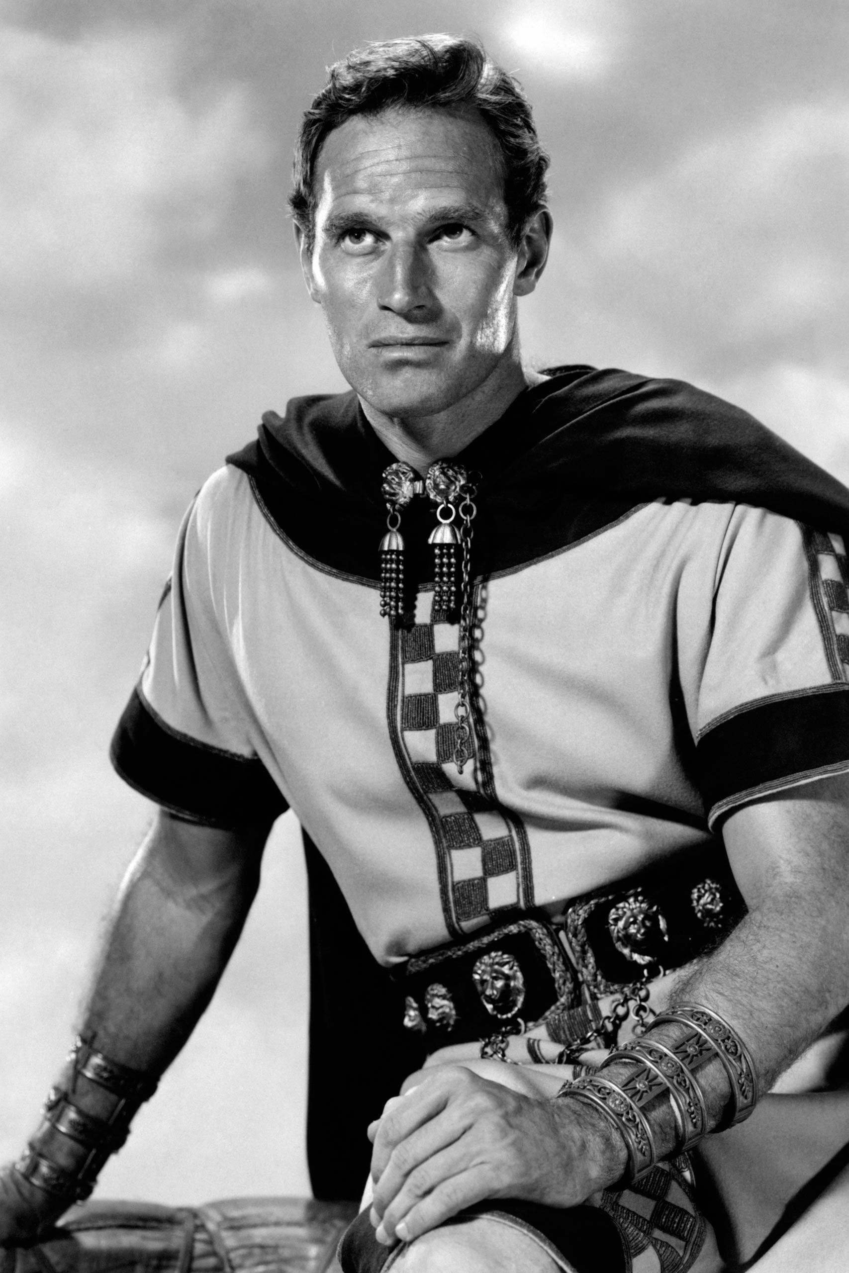 <strong>1960: Charlton Heston - <i>Ben-Hur</i></strong>