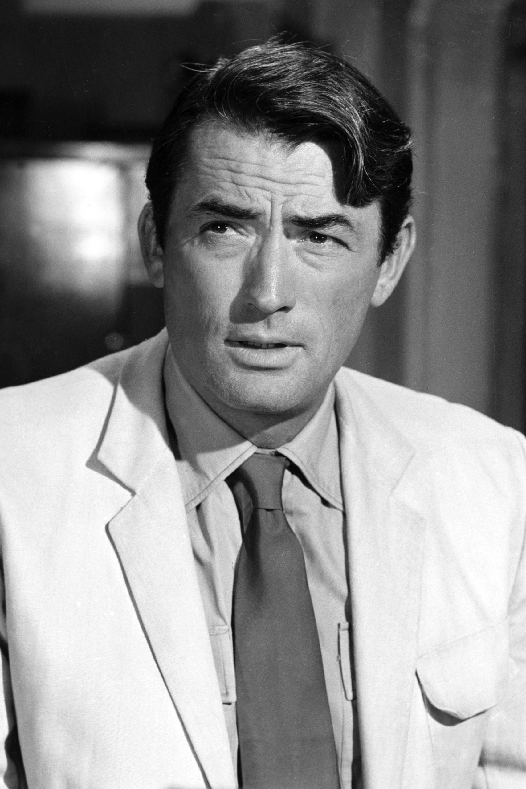 <strong>1963: Gregory Peck - <i>To Kill a Mockingbird</i></strong>