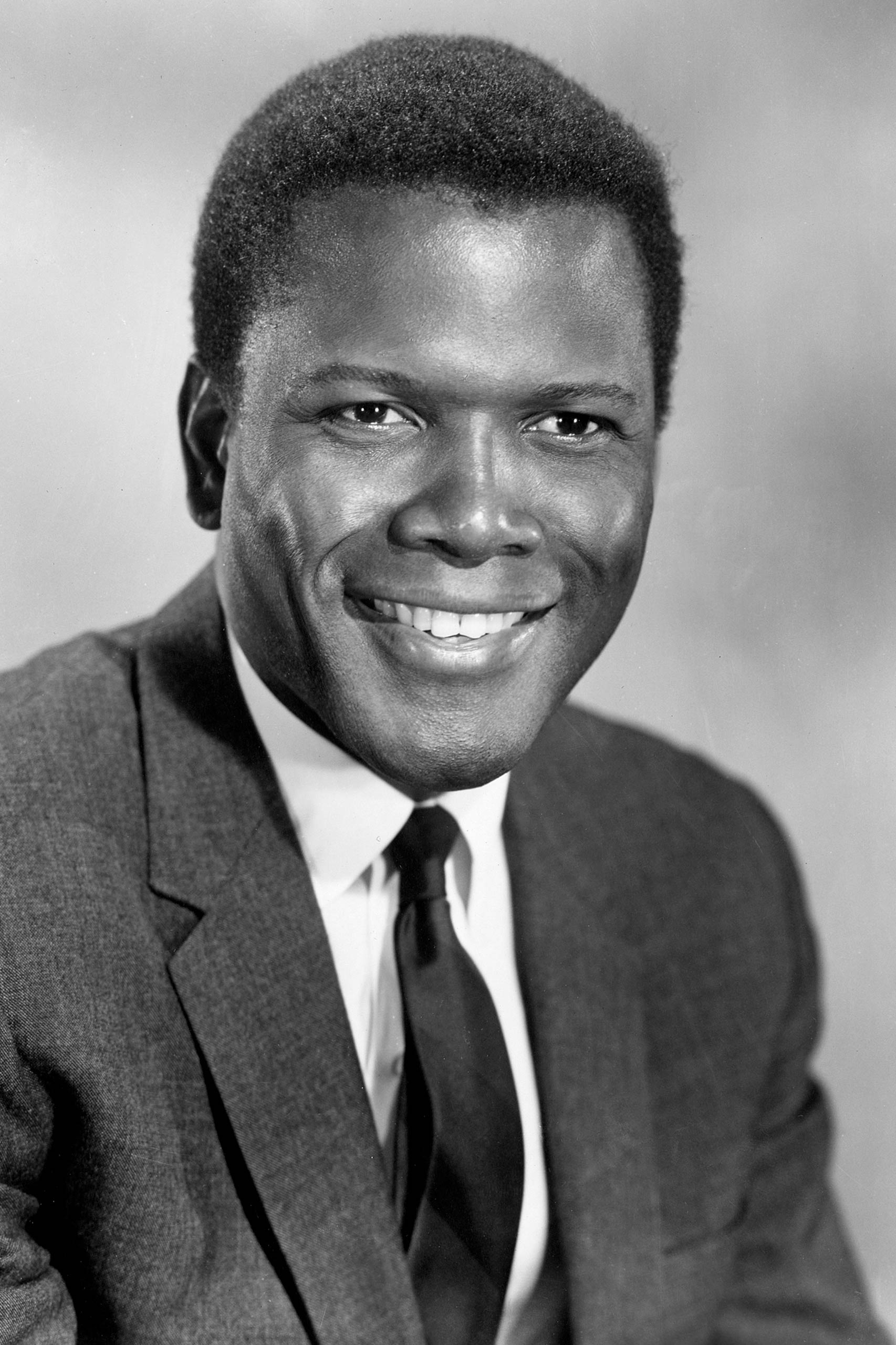 <strong>1964: Sidney Poitier - <i>Lilies of the Field</i></strong>