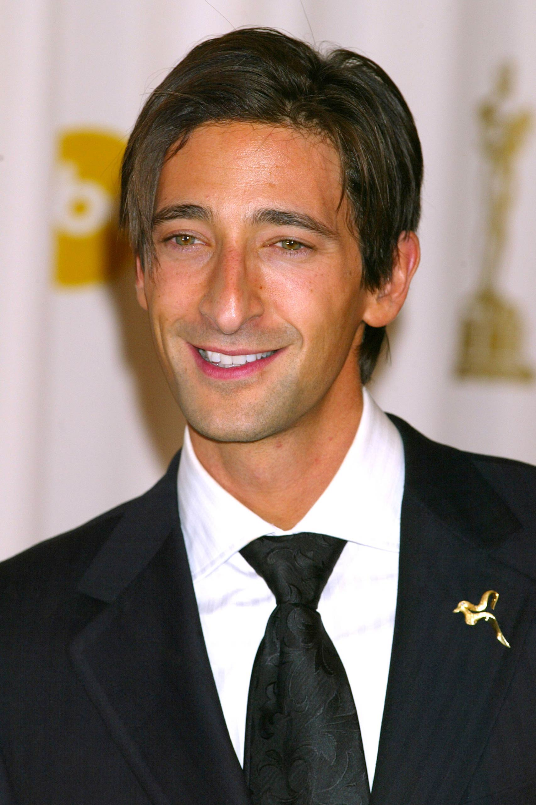 <strong>2003: Adrien Brody - <i>The Pianist</i></strong>