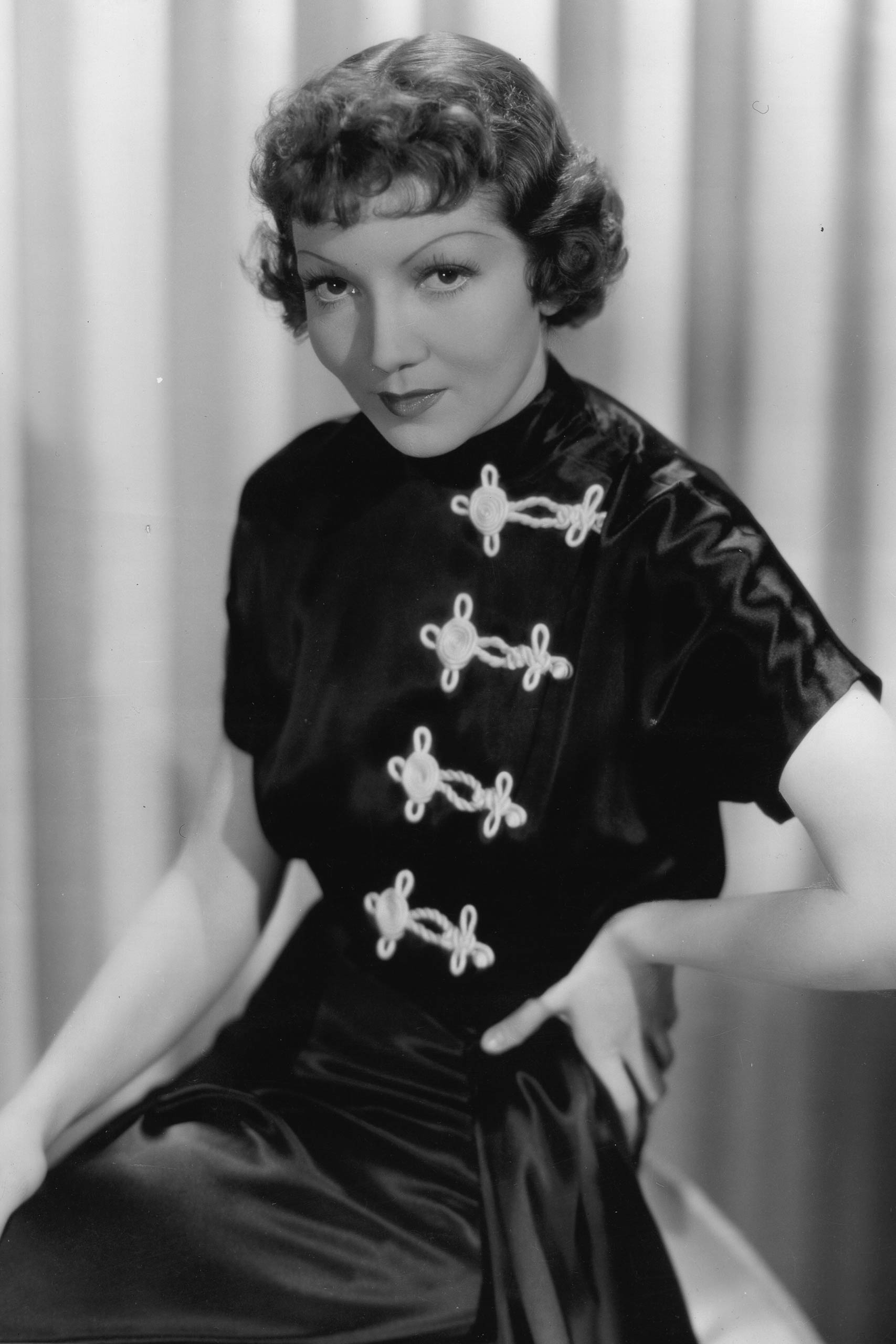 <strong>1935: Claudette Colbert - <i>It Happened One Night</i></strong>