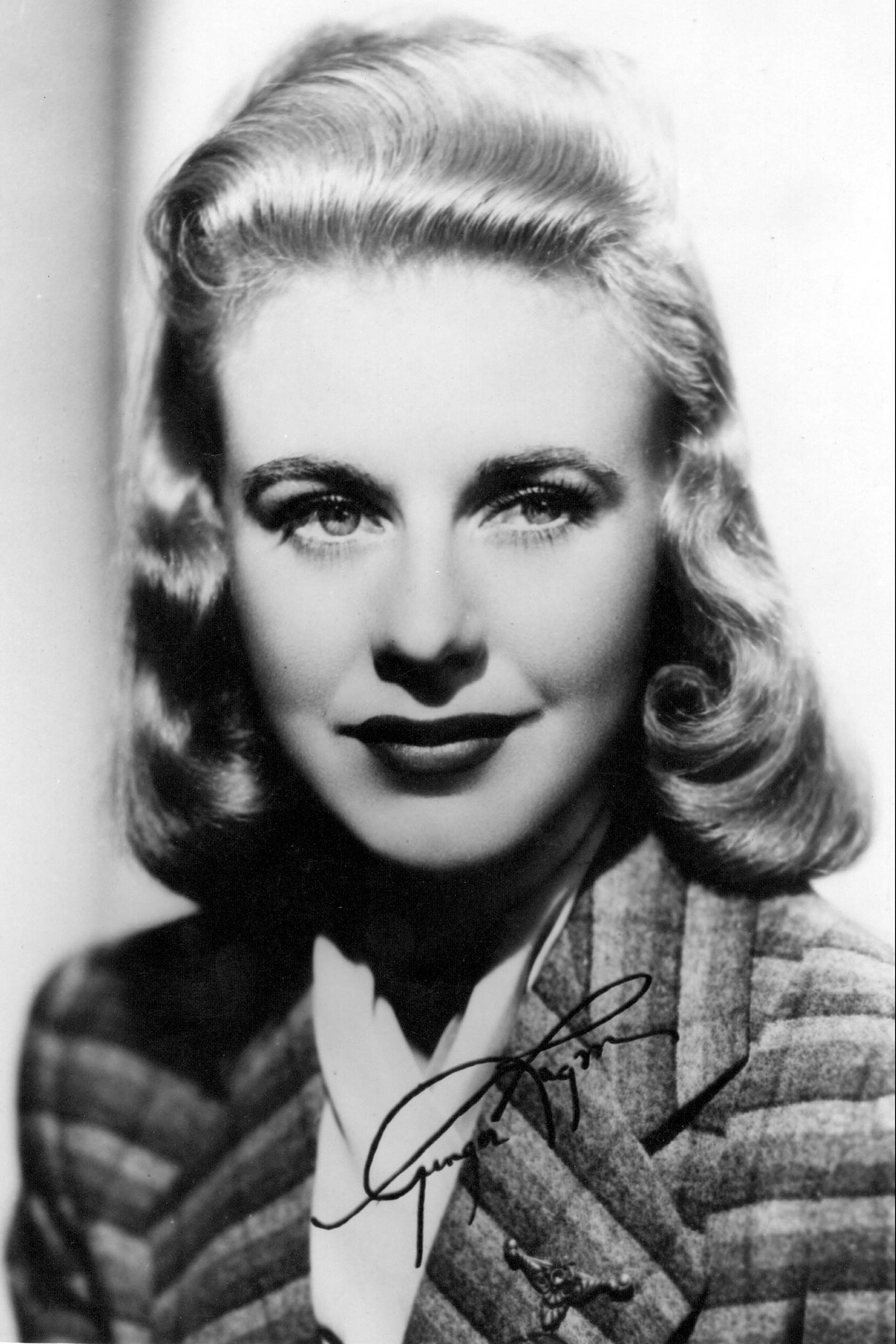 <strong>1941: Ginger Rogers - <i>Kitty Foyle</i></strong>