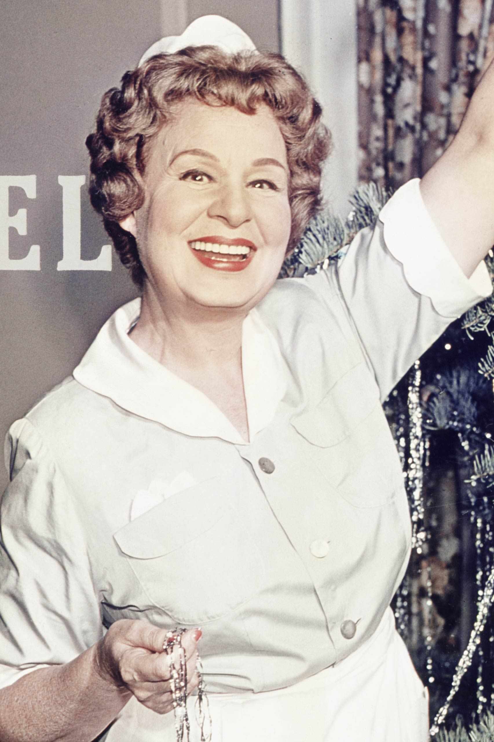 <strong>1953: Shirley Booth - <i>Come Back, Little Sheba</i></strong>