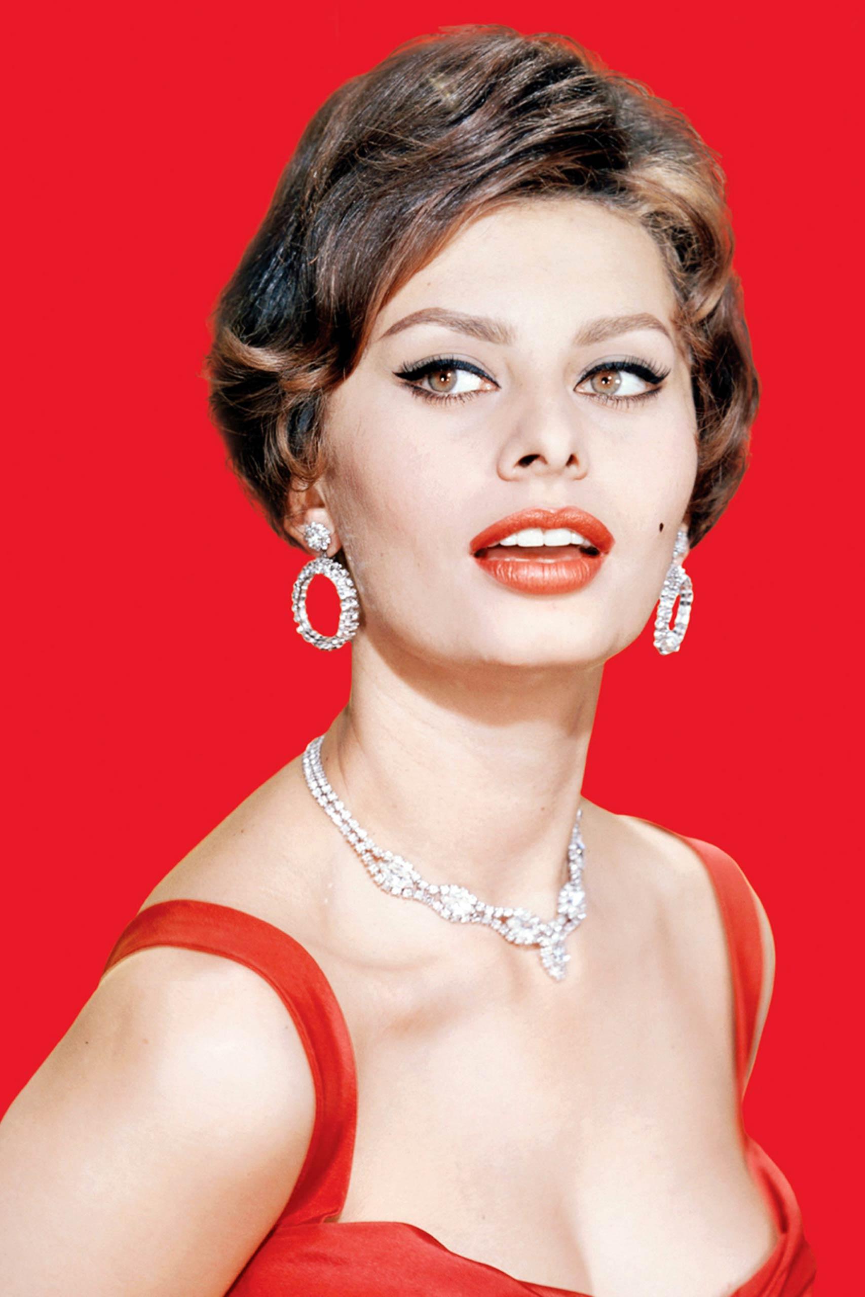 <strong>1962: Sophia Loren - <i>Two Women</i></strong>