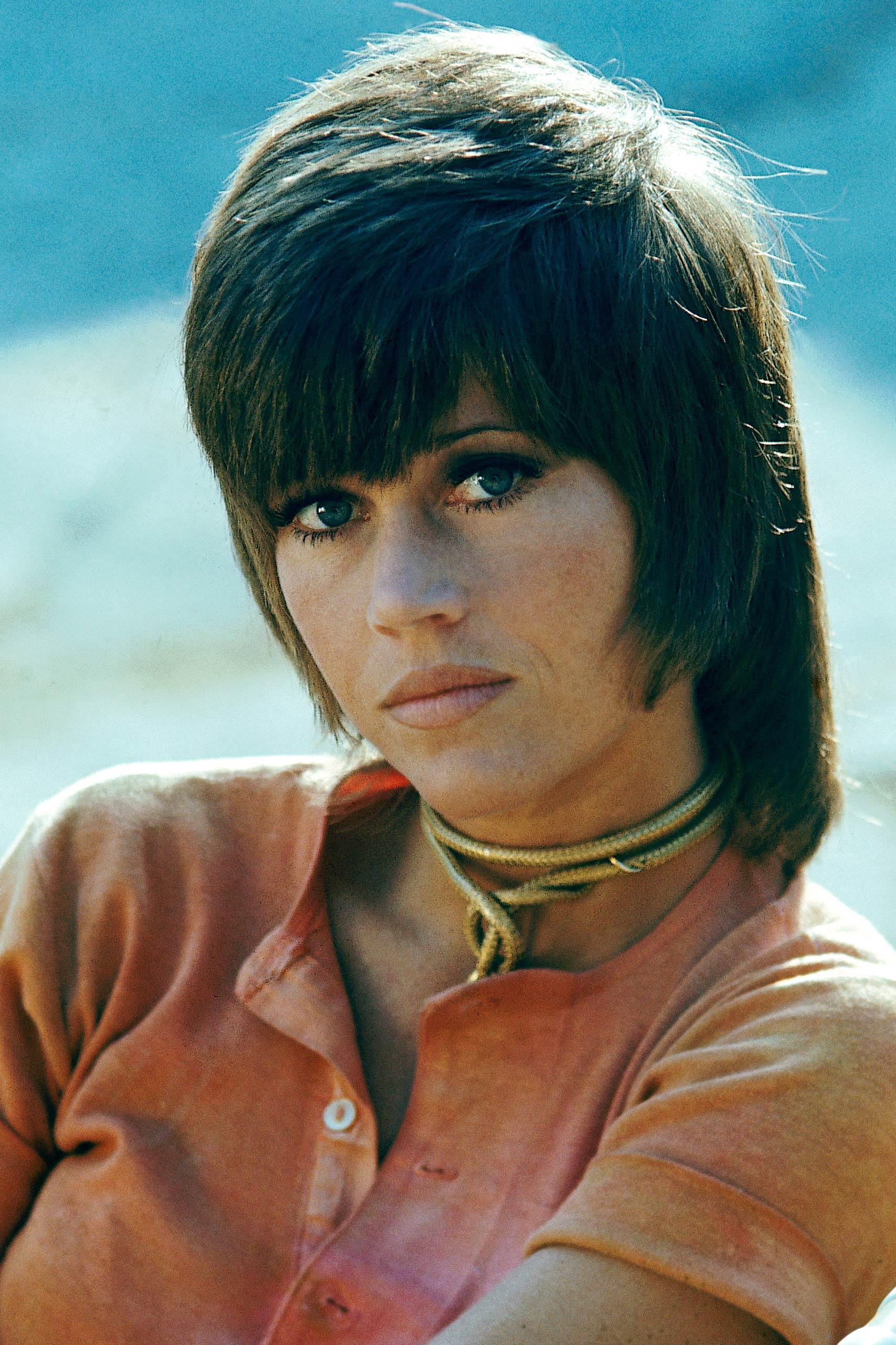 <strong>1972: Jane Fonda - <i> Klute</i>                                   1979: Jane Fonda - <i>Coming Home</i></strong>