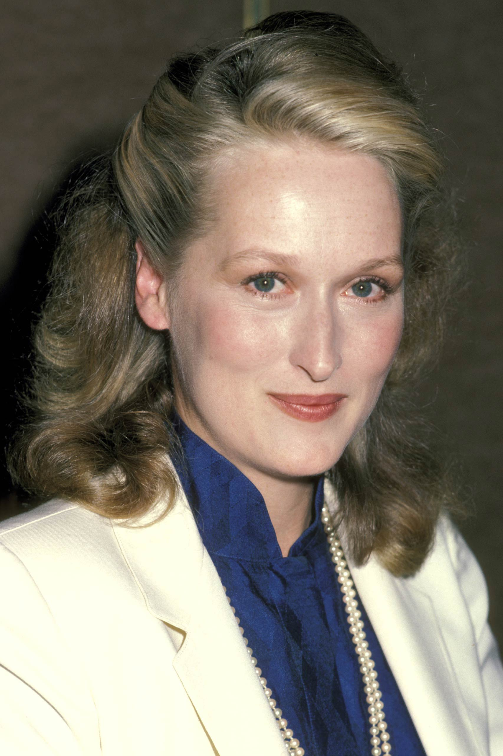 <strong>1983: Meryl Streep - <i>Sophie's Choice</i>                                   2012: Meryl Streep - <i>The Iron Lady</i></strong>