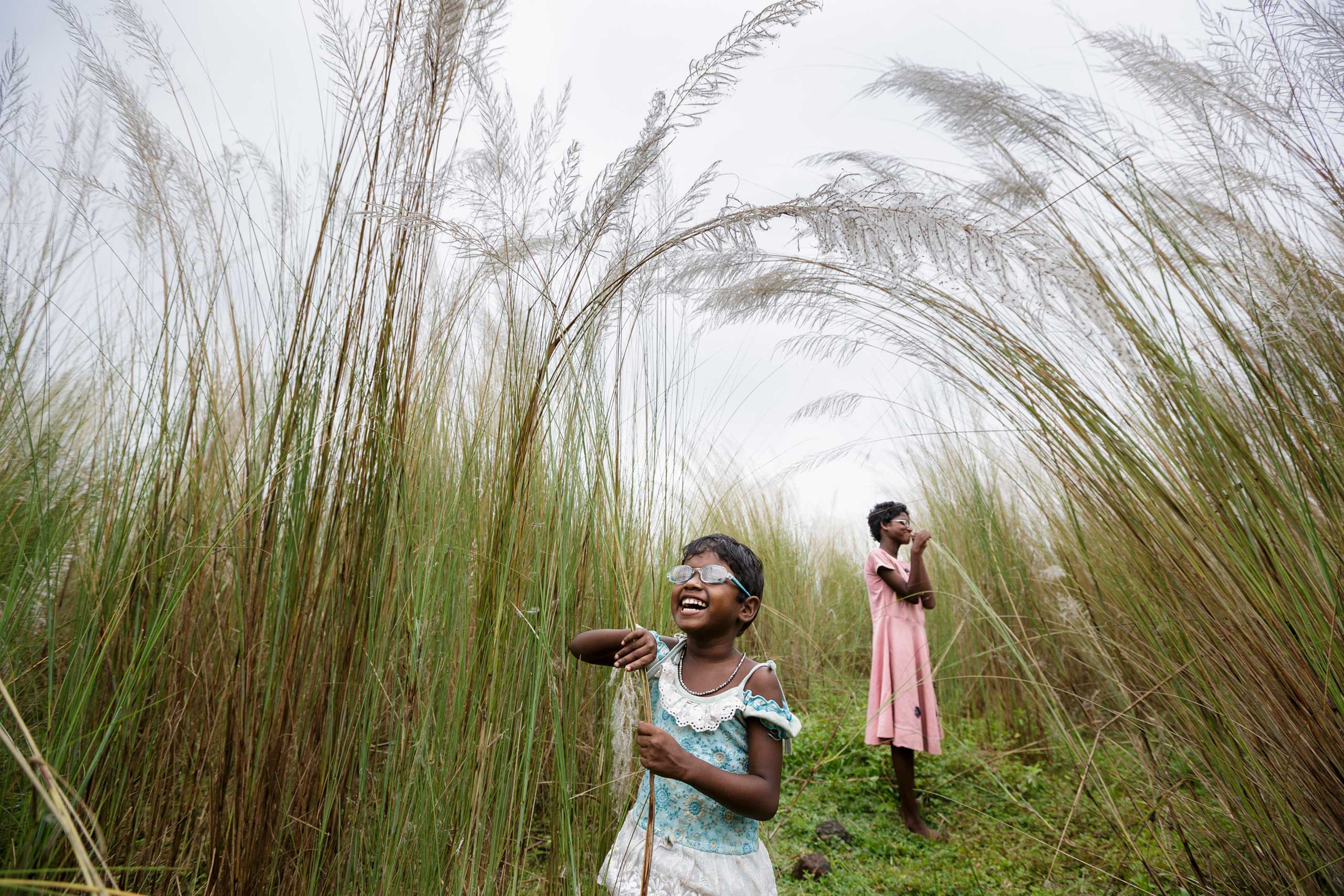Nominated in the Contemporary Issues category. Brent Stirton's work on congenital cataract blindness in South Africa.