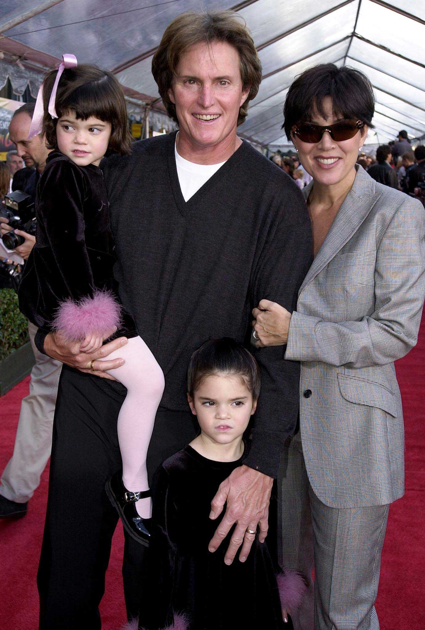 "Kylie Jenner was born two years later in 1997. The girls can be seen here on the red carpet in 2000, long before they covered magazines and appeared on TIME's <a href=""http://time.com/3486048/most-influential-teens-2014/"">Most Influential Teens</a> list."