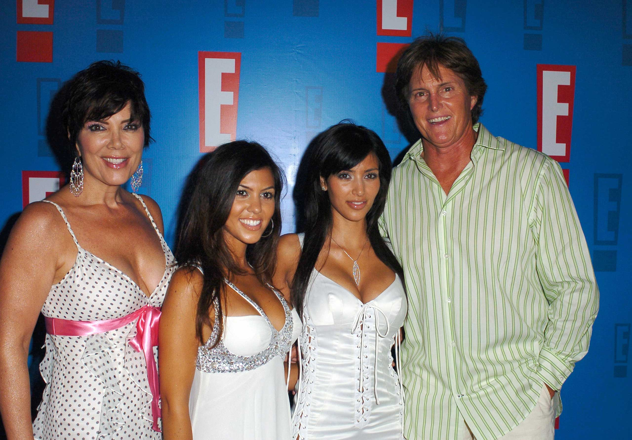 Jenner, seen here in 2005, would re-enter the spotlight thanks to <i>Keeping Up With the Kardashians</i>, which first premiered in 2007.