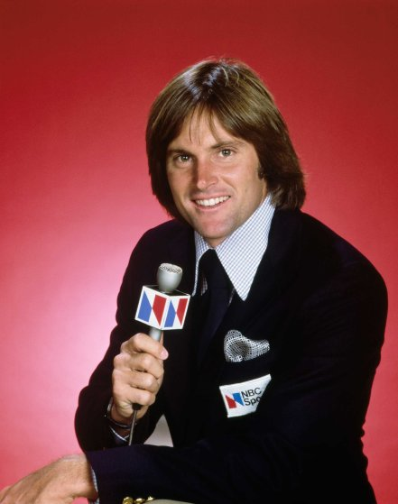 NBC Sportscaster - Bruce Jenner