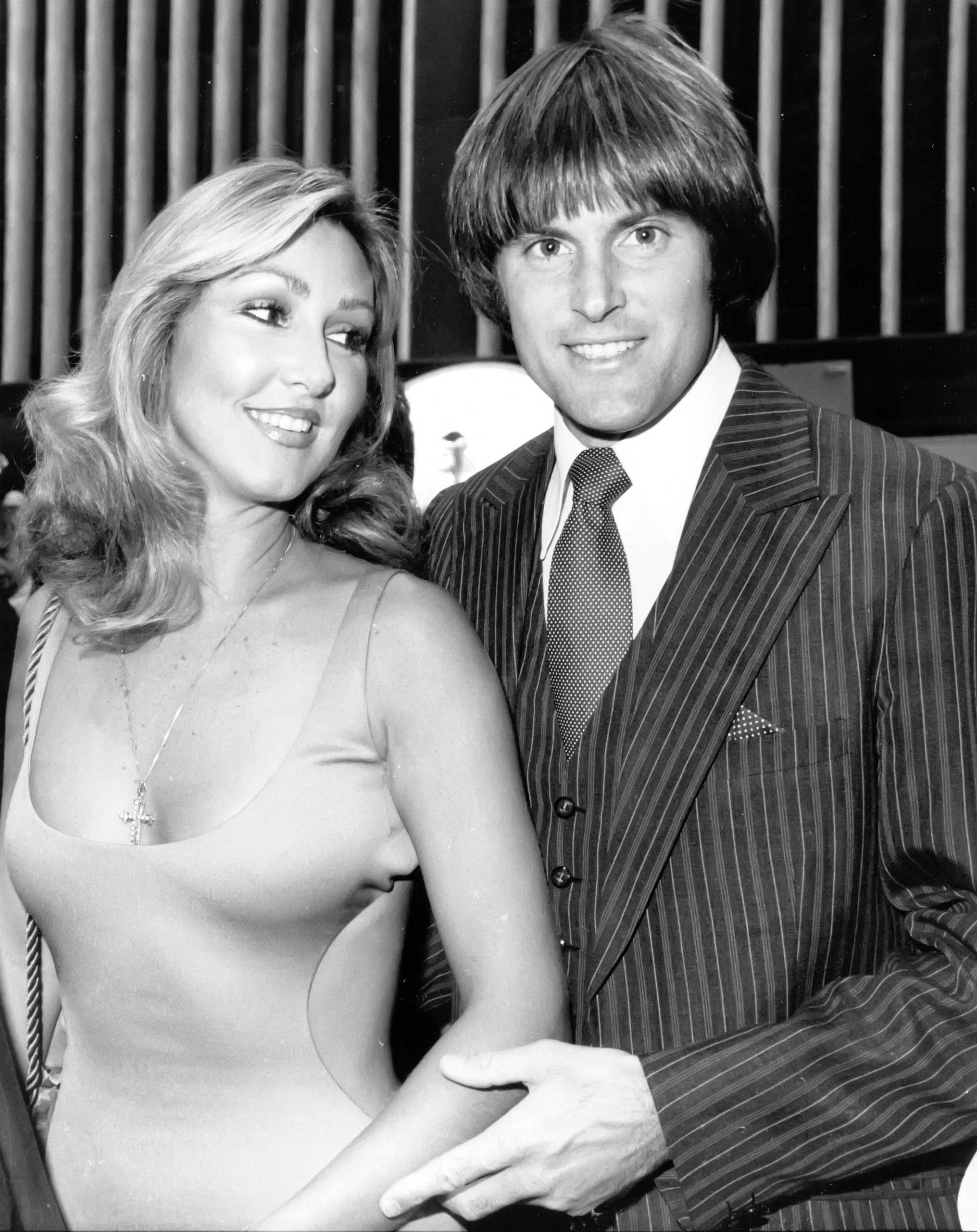 Jenner married actress Linda Thompson, above, on Jan. 5, 1981, following his divorce with Chrystie Crownover.