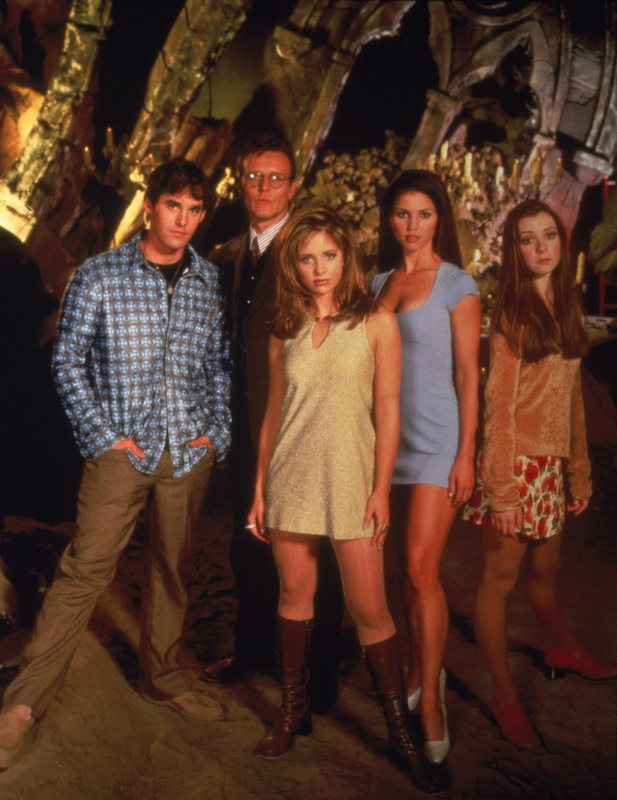 The Season 1 cast of 'Buffy the Vampire Slayer'