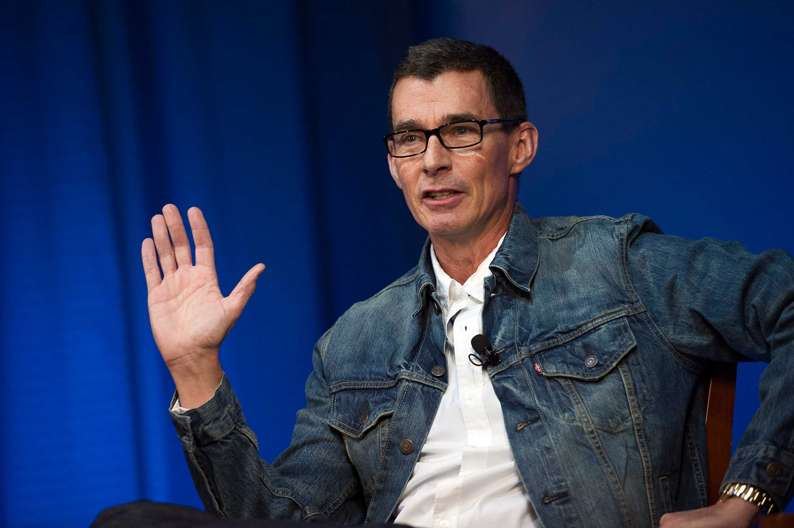 Chip Bergh, chief executive officer at Levis Strauss & Co., in 2013.