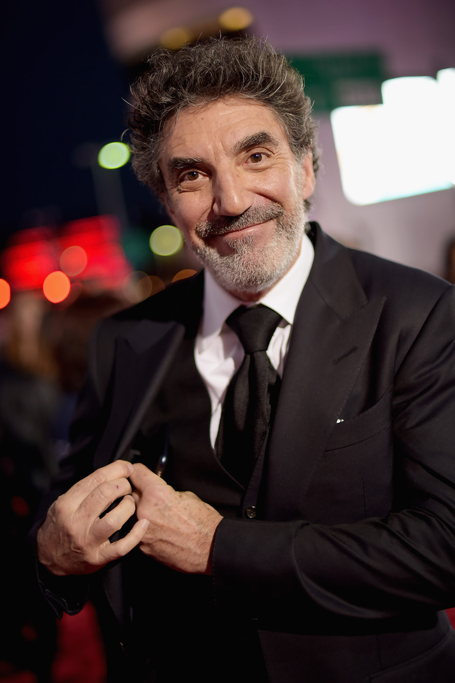 Chuck Lorre attends The 41st Annual People's Choice Awards at Nokia Theatre LA Live on Jan. 7, 2015 in Los Angeles, Calif.