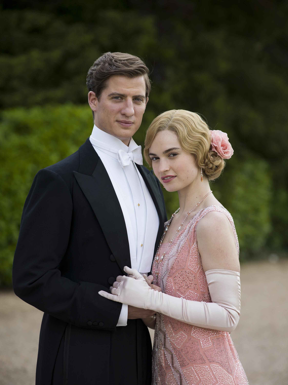 Atticus Aldridge and Lady Rose MacClare