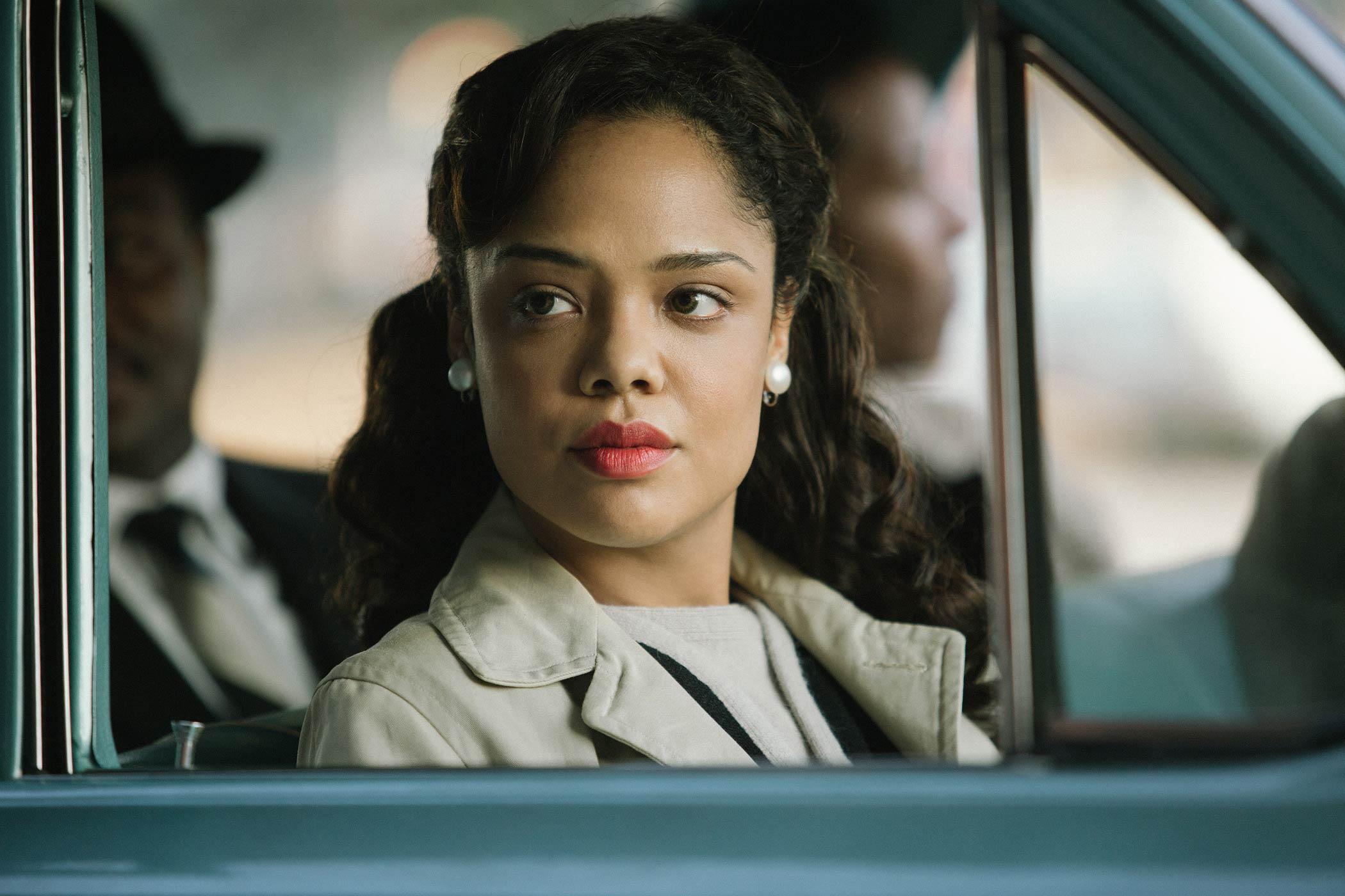 Tessa Thompson plays Diane Nash in Selma